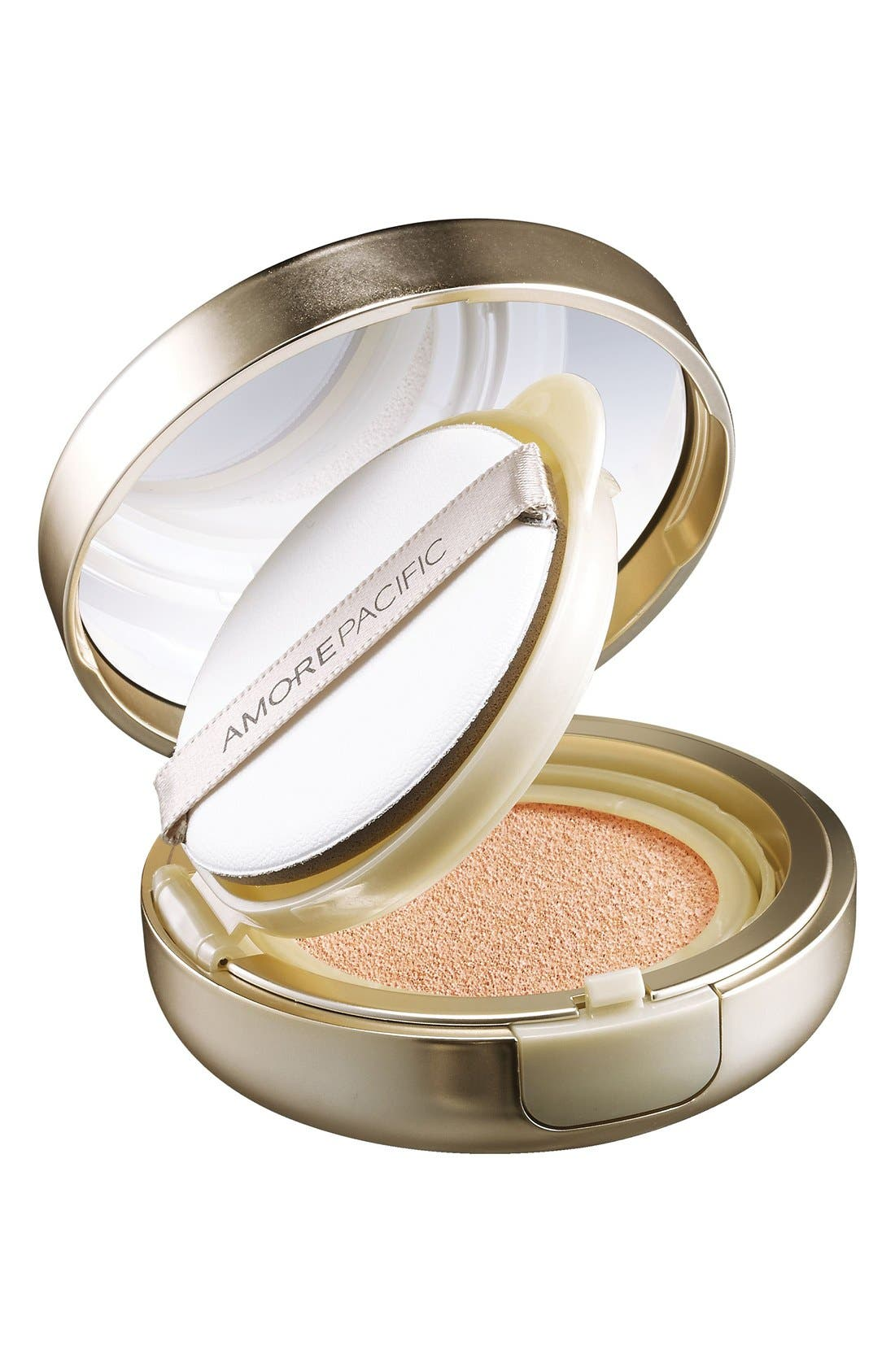 Age Correcting Foundation Cushion Broad Spectrum SPF 25,                             Alternate thumbnail 4, color,                             102 - LIGHT PINK