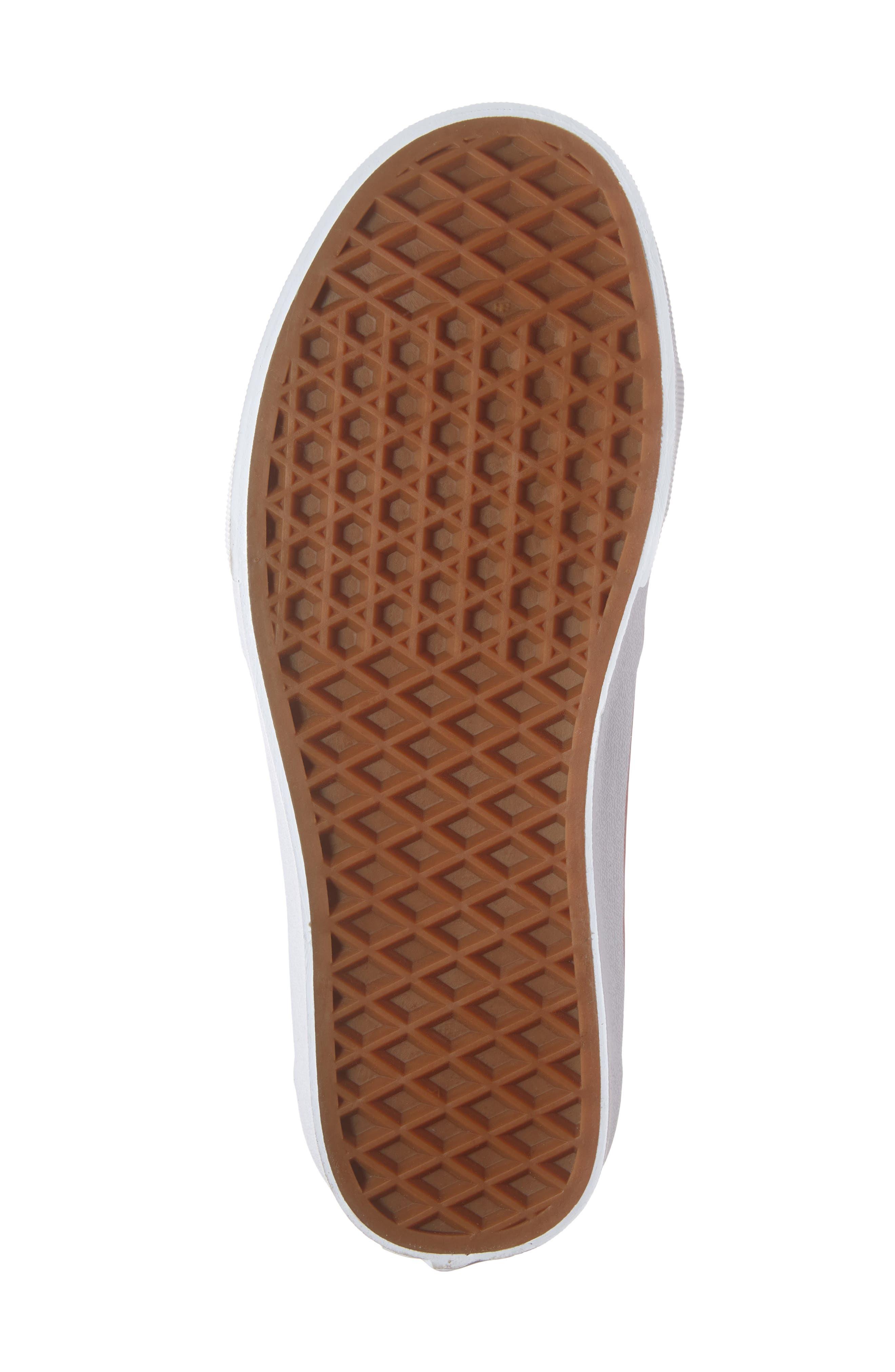 'Sk8-Hi' Sneaker,                             Alternate thumbnail 6, color,                             CANVAS FORMULA ONE
