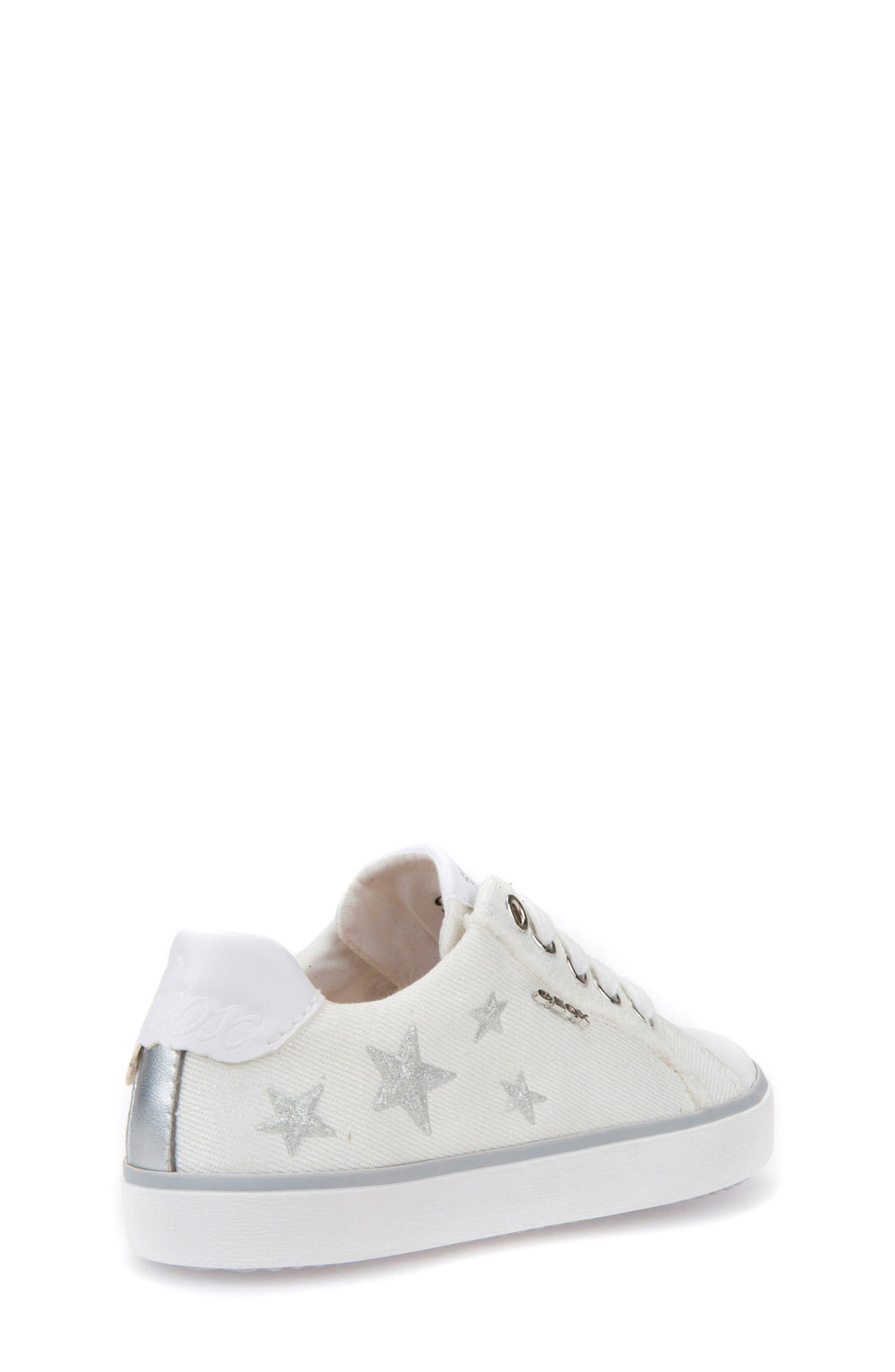 Kilwi Low Top Sneaker,                             Alternate thumbnail 2, color,                             WHITE