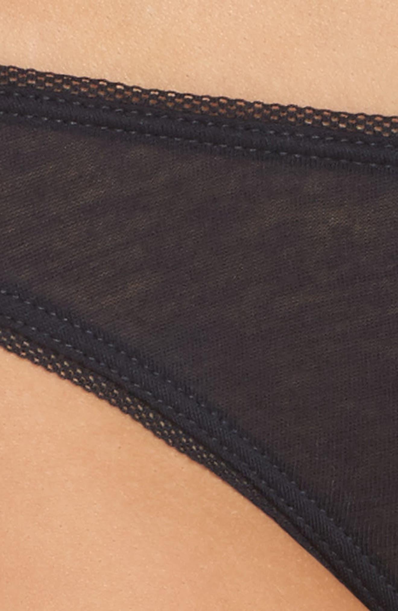 Organic Cotton Bikini,                             Alternate thumbnail 4, color,                             400