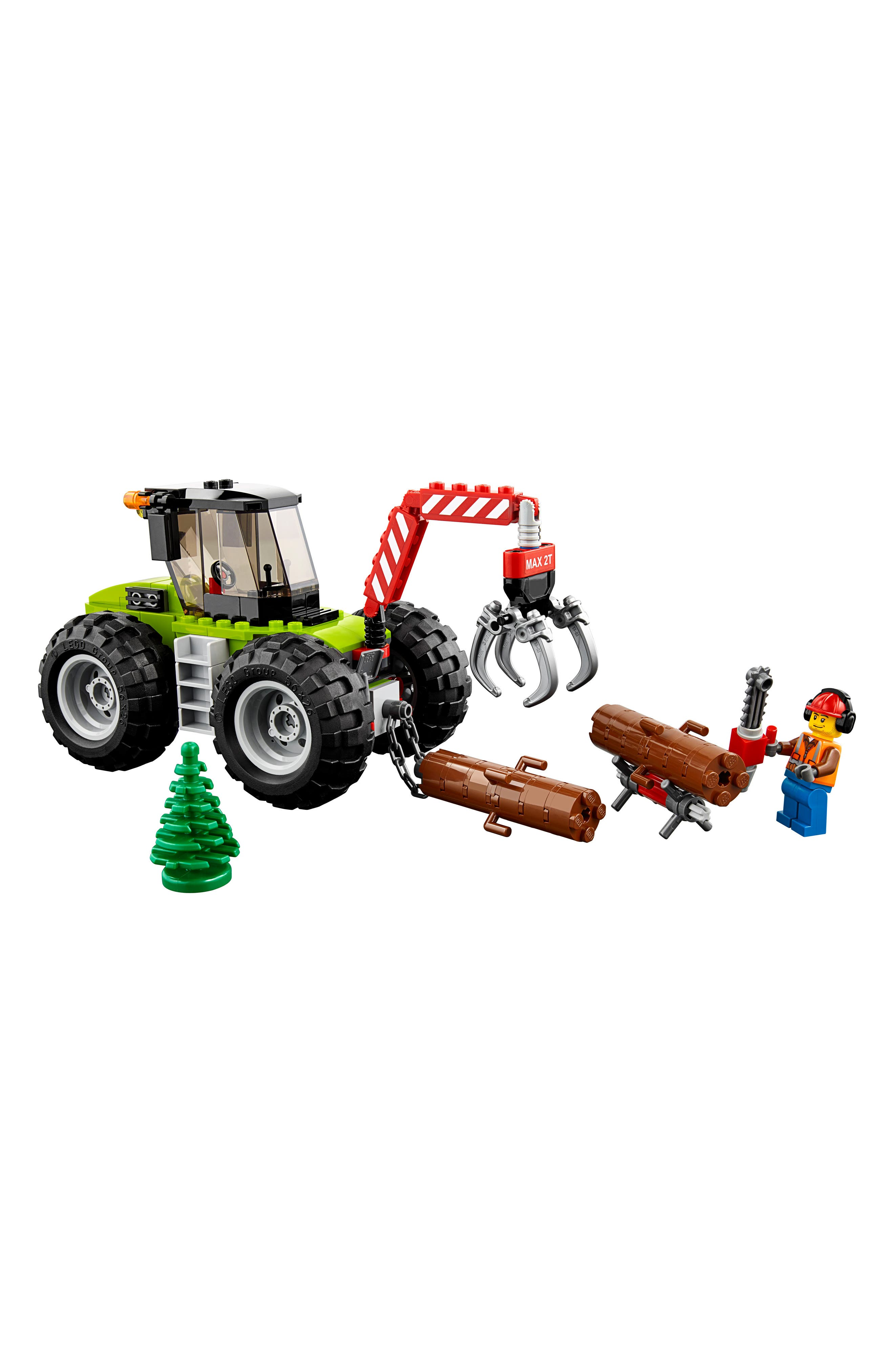 City Forest Tractor - 60181,                             Alternate thumbnail 2, color,