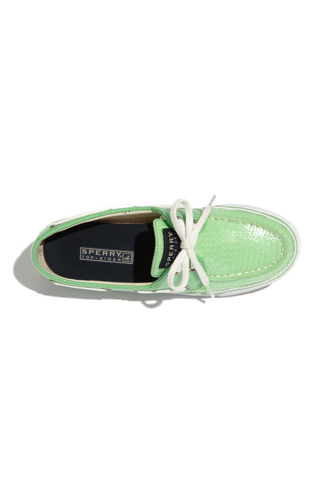Top-Sider<sup>®</sup> 'Bahama' Sequined Boat Shoe,                             Alternate thumbnail 62, color,