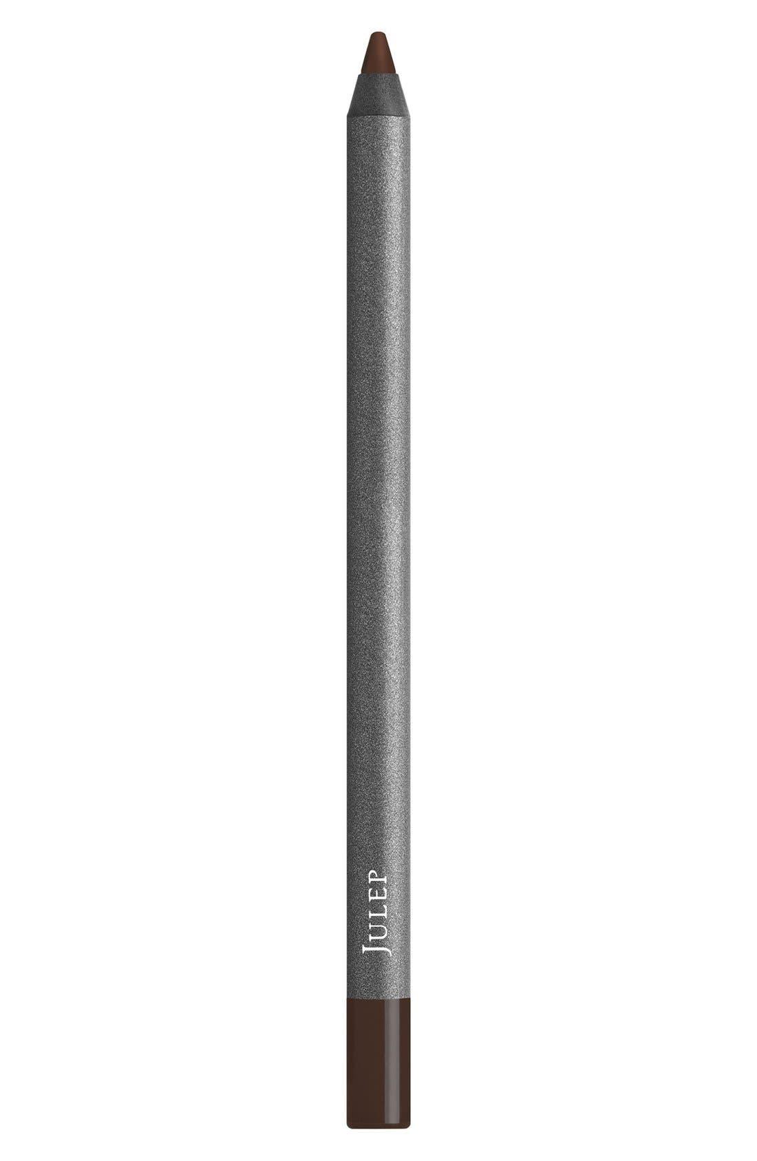 Julep(TM) When Pencil Met Gel Long-Lasting Eyeliner - Rich Brown