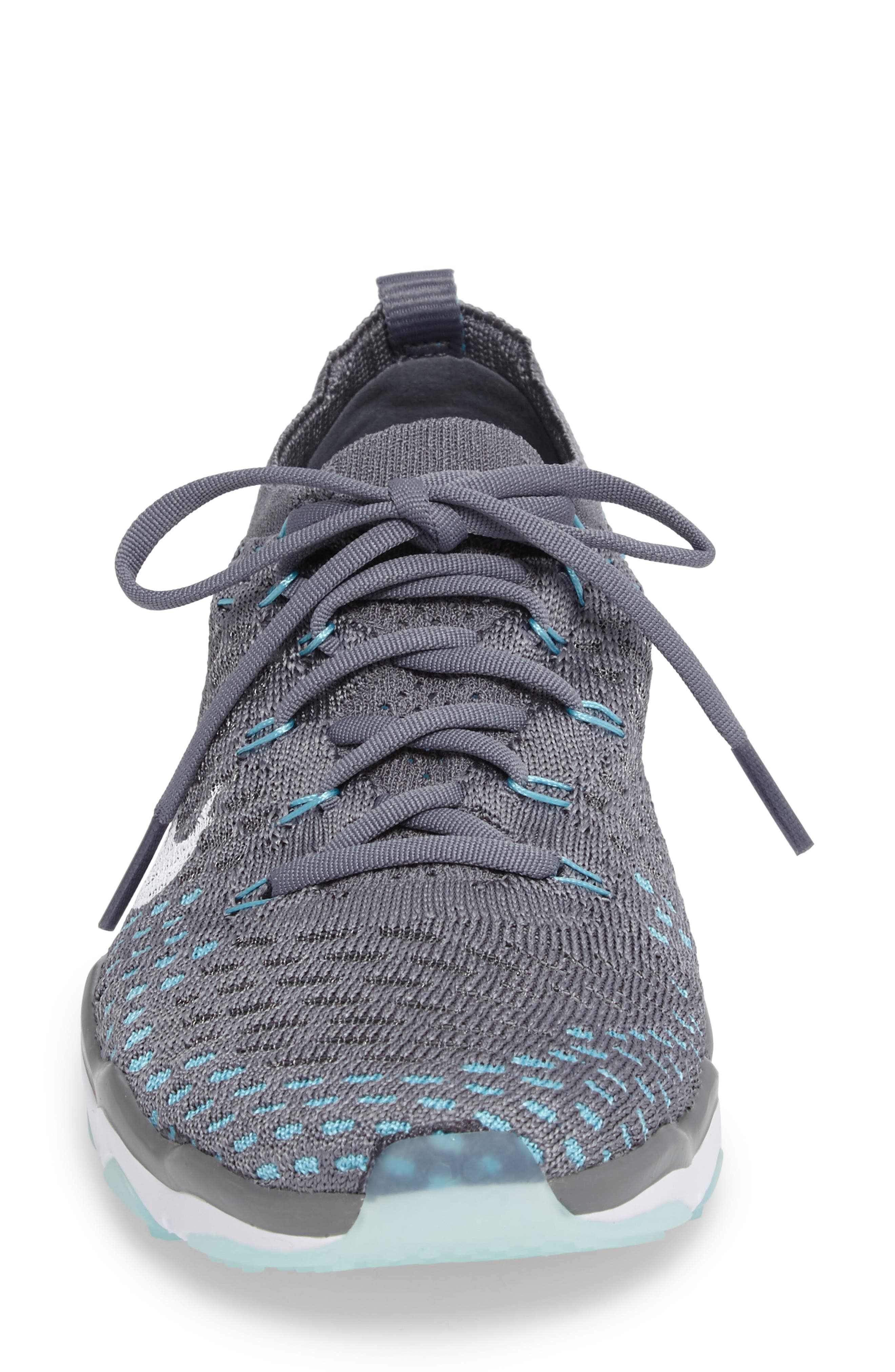 Air Zoom Fearless Flyknit Training Shoe,                             Alternate thumbnail 40, color,