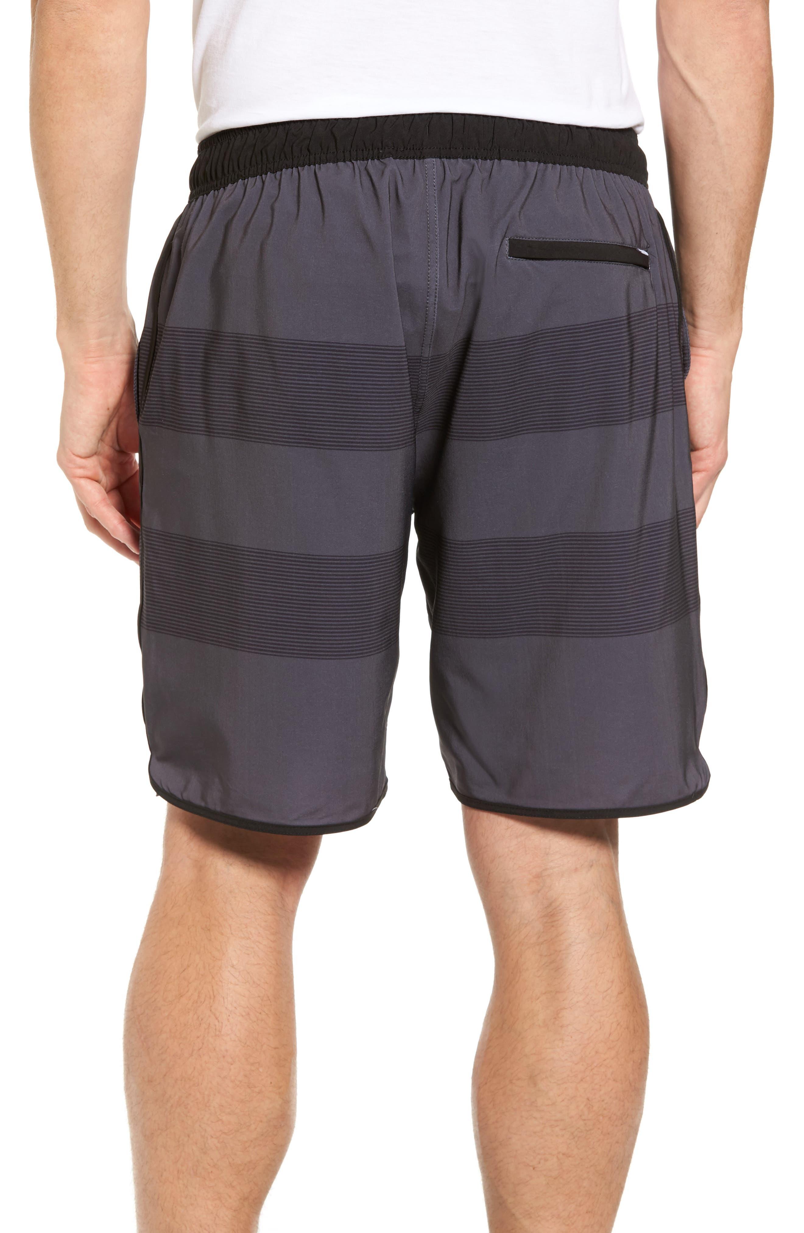 Banks Performance Hybrid Shorts,                             Alternate thumbnail 2, color,                             021