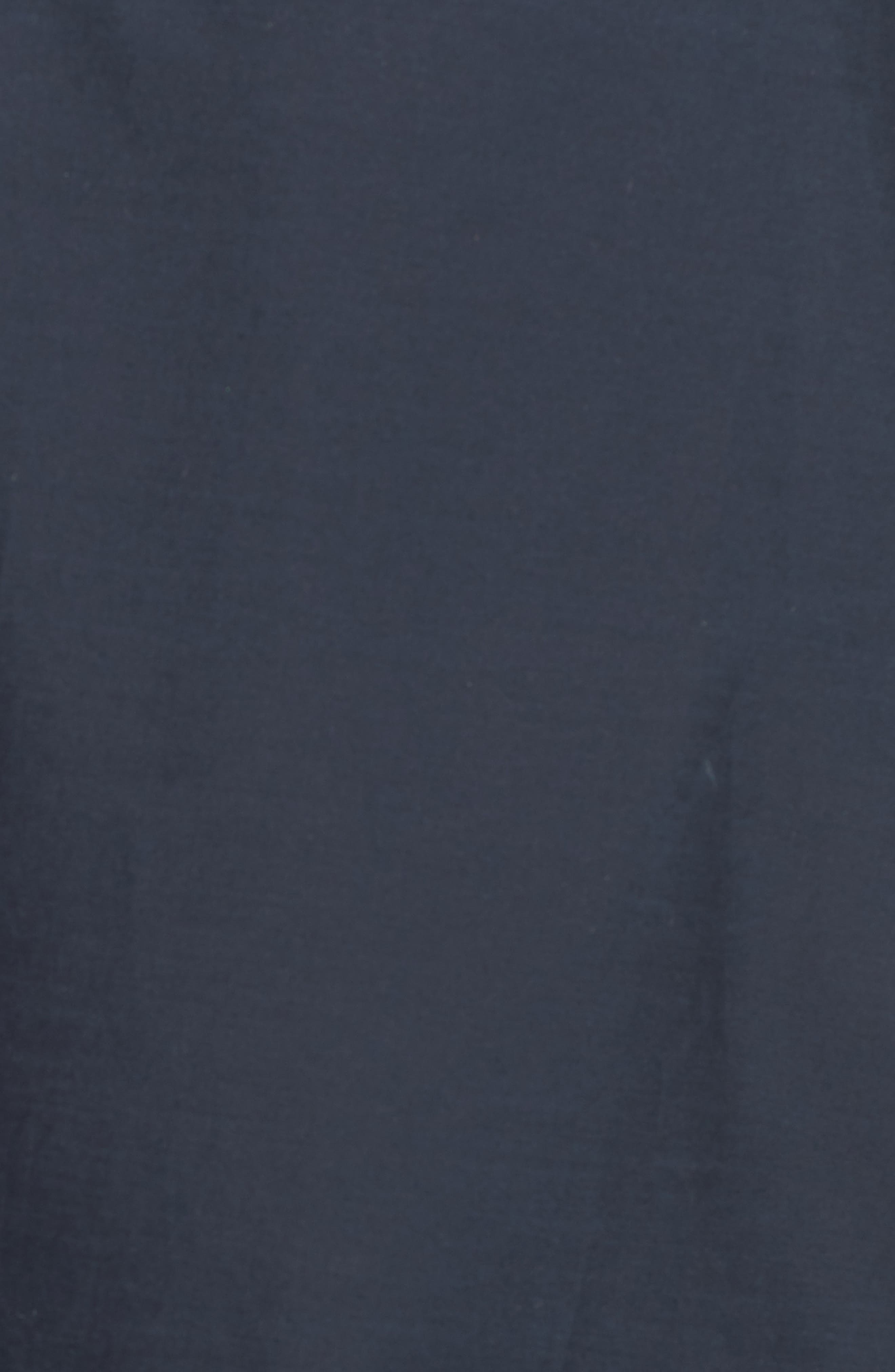 Ruffle Cotton A-Line Skirt,                             Alternate thumbnail 5, color,