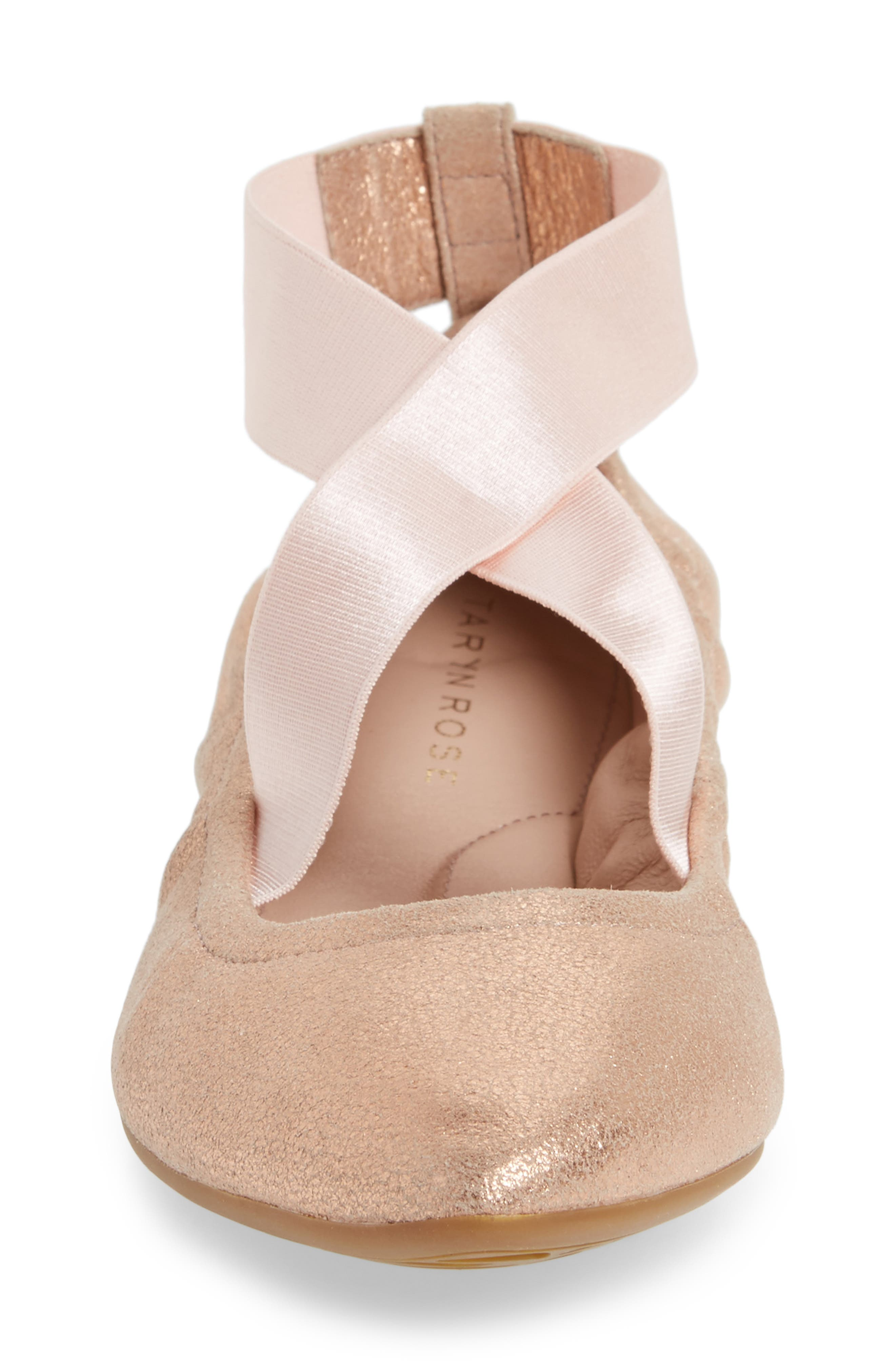 Edina Strappy Ballet Flat,                             Alternate thumbnail 19, color,