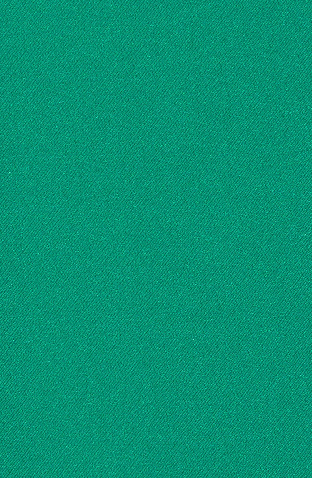 Short Sleeve Ruffle Hem Dress,                             Alternate thumbnail 34, color,