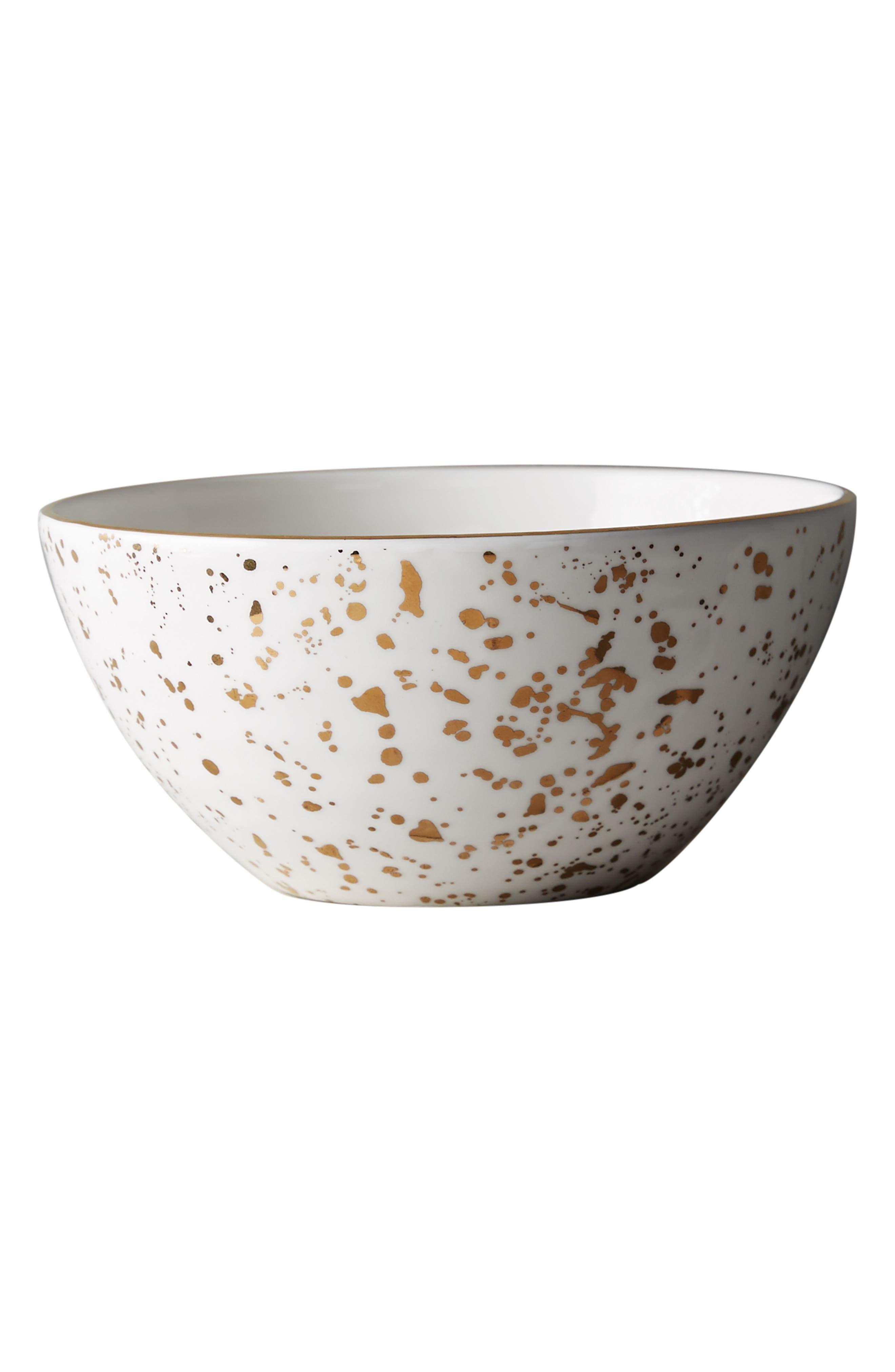 Mimira Stoneware Bowl,                             Alternate thumbnail 3, color,                             710