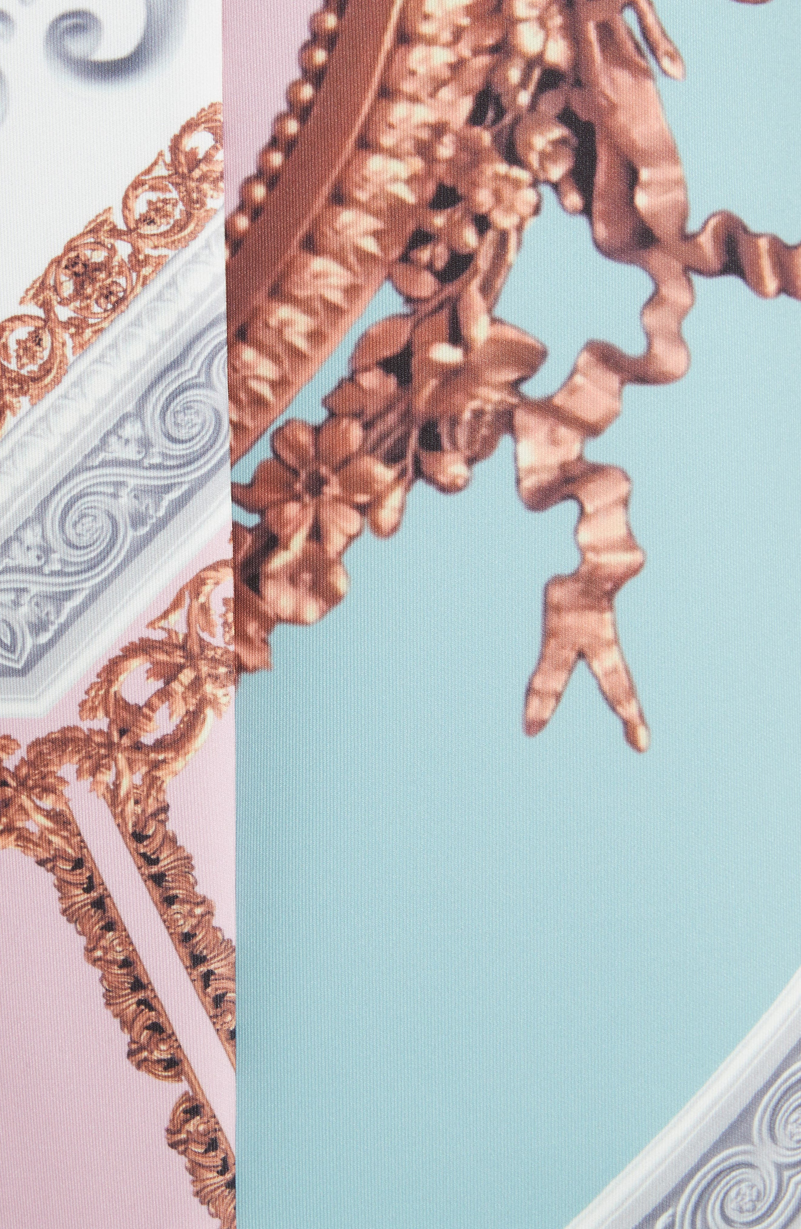 Orlla Embellished Midi Dress,                             Alternate thumbnail 5, color,                             440