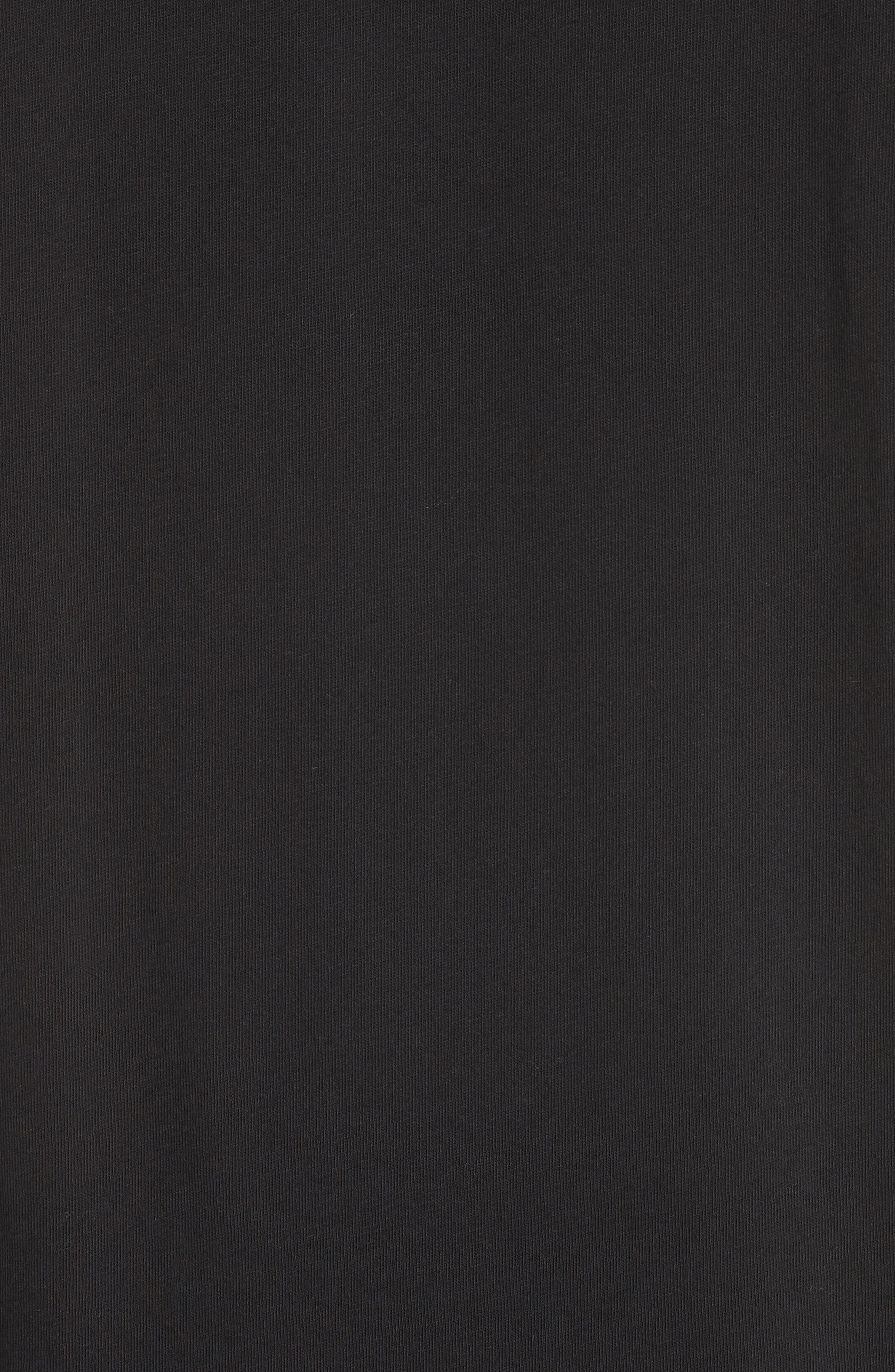 Perfect T-Shirt,                             Alternate thumbnail 5, color,                             001