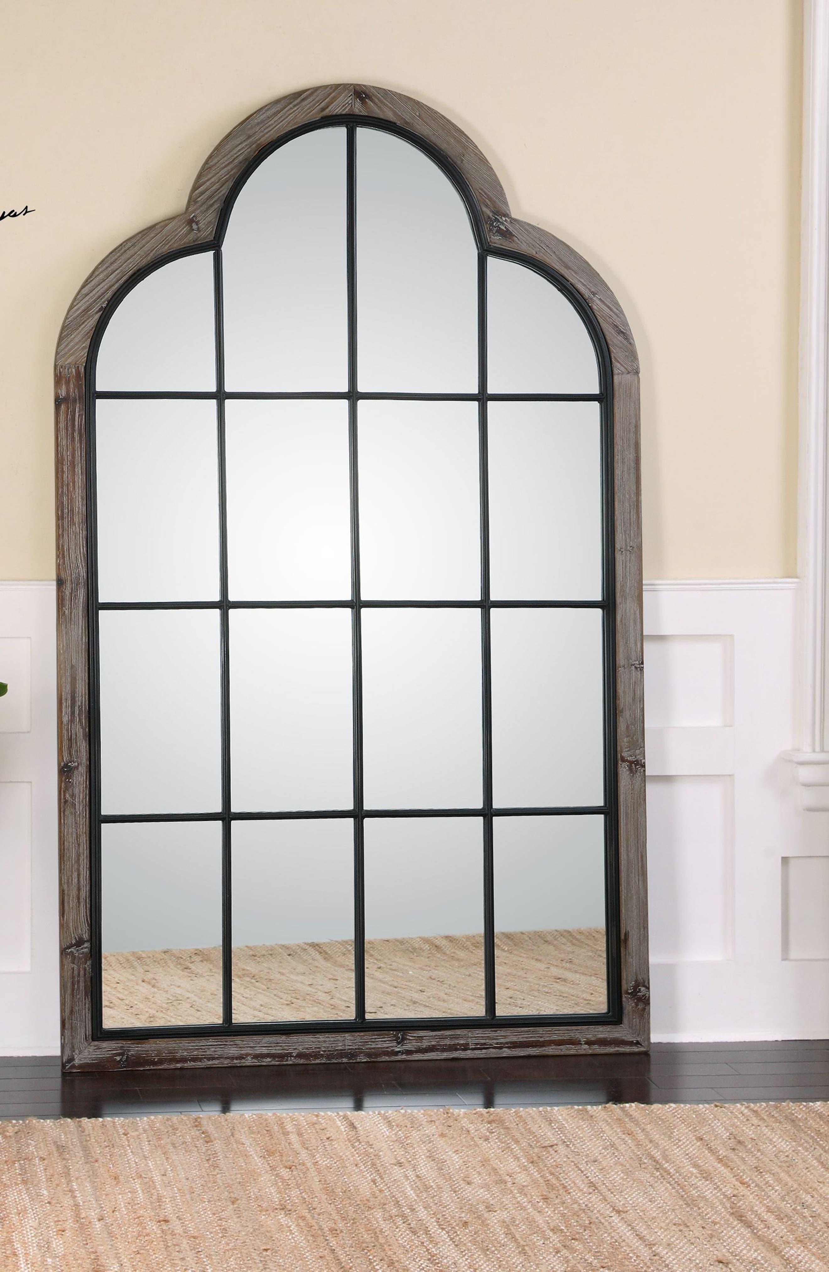 Gavorrano Arch Mirror,                             Alternate thumbnail 2, color,