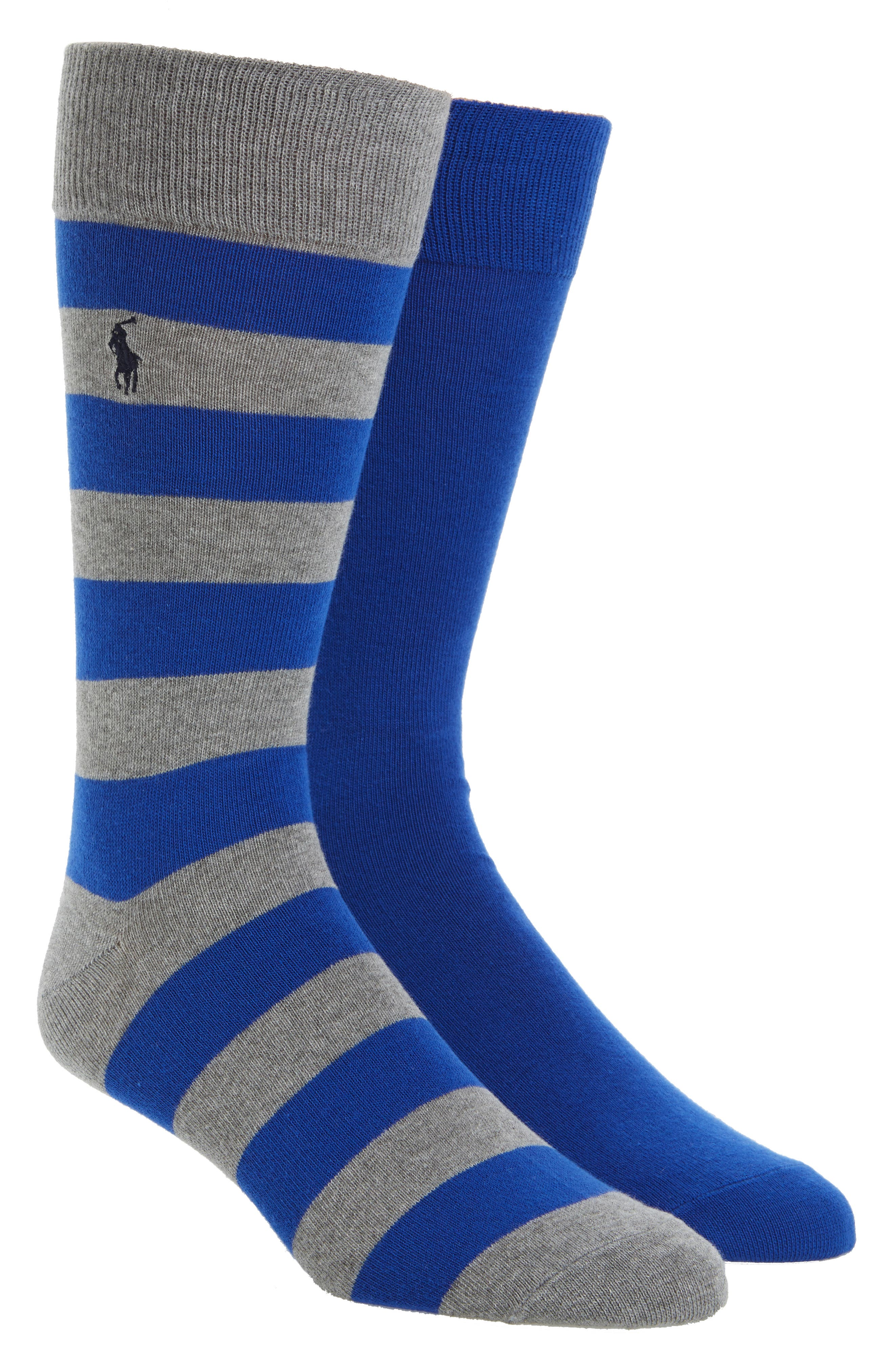 Cotton Blend Socks,                             Alternate thumbnail 23, color,