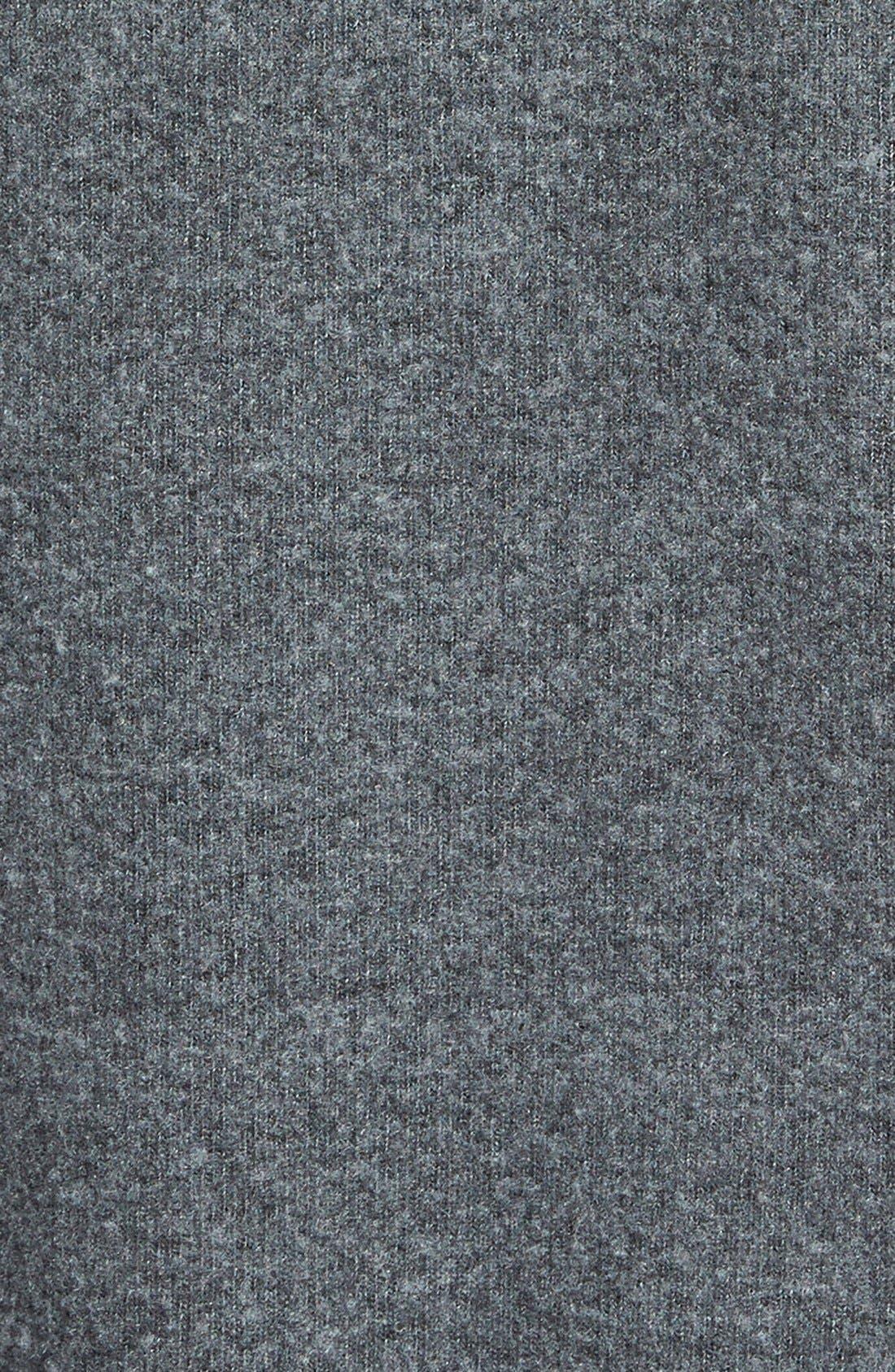 'Sparkle Heart' Sweatshirt,                             Alternate thumbnail 3, color,                             004