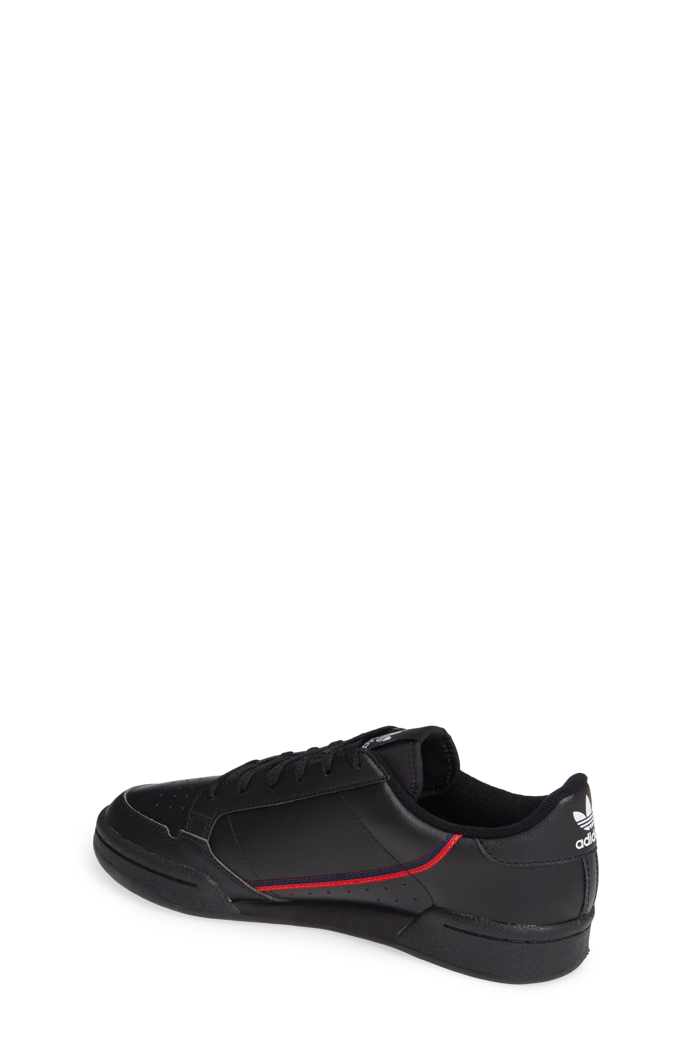 Continental 80 Sneaker,                             Alternate thumbnail 2, color,                             CORE BLACK