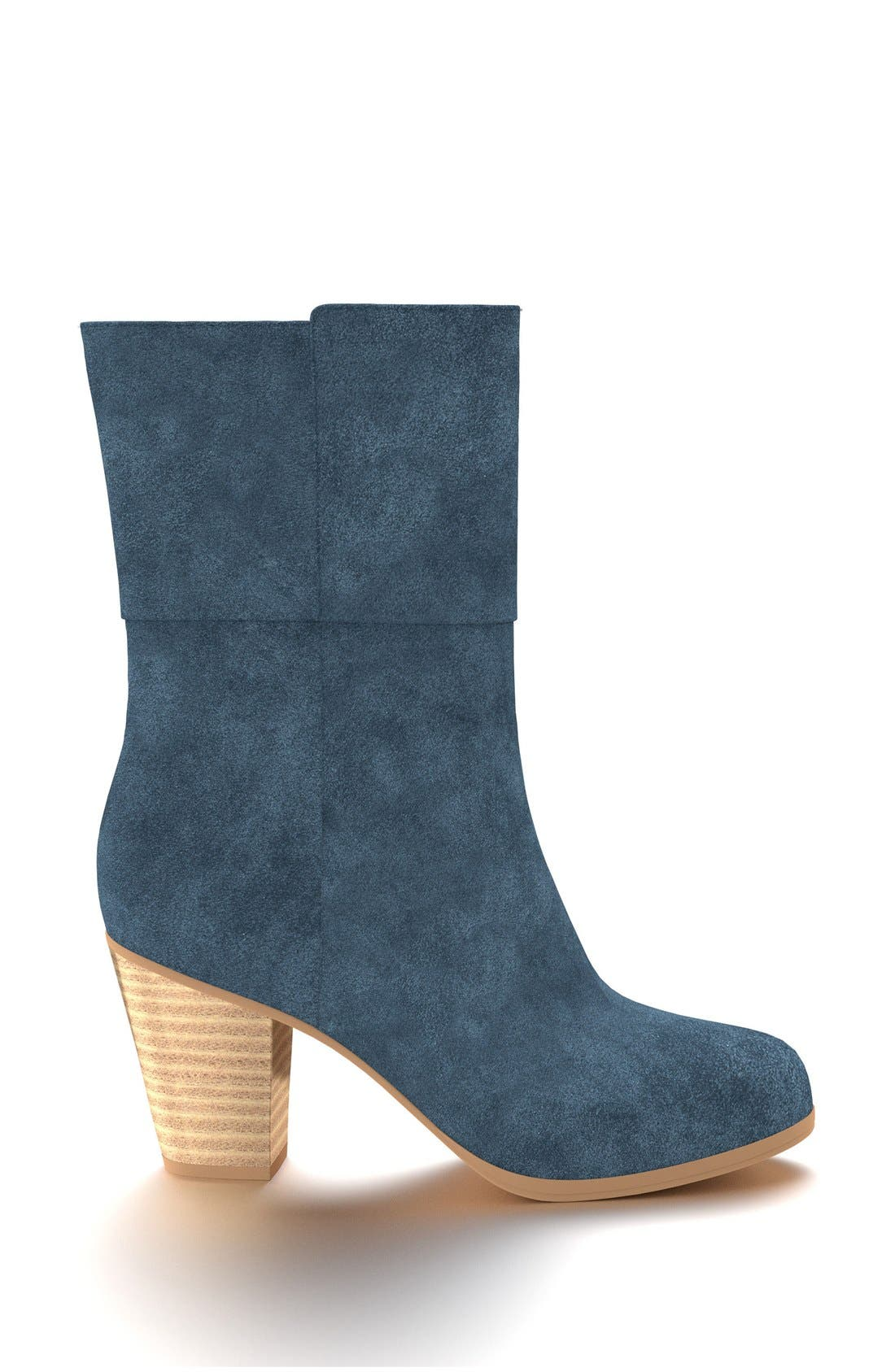 Block Heel Boot,                             Alternate thumbnail 22, color,