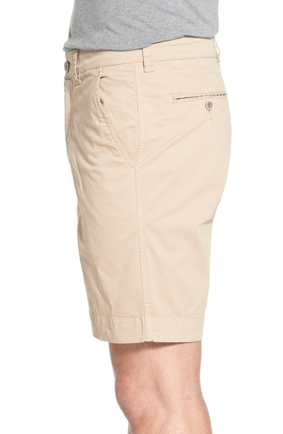 'Sunny' Stretch Chino Shorts,                             Alternate thumbnail 21, color,