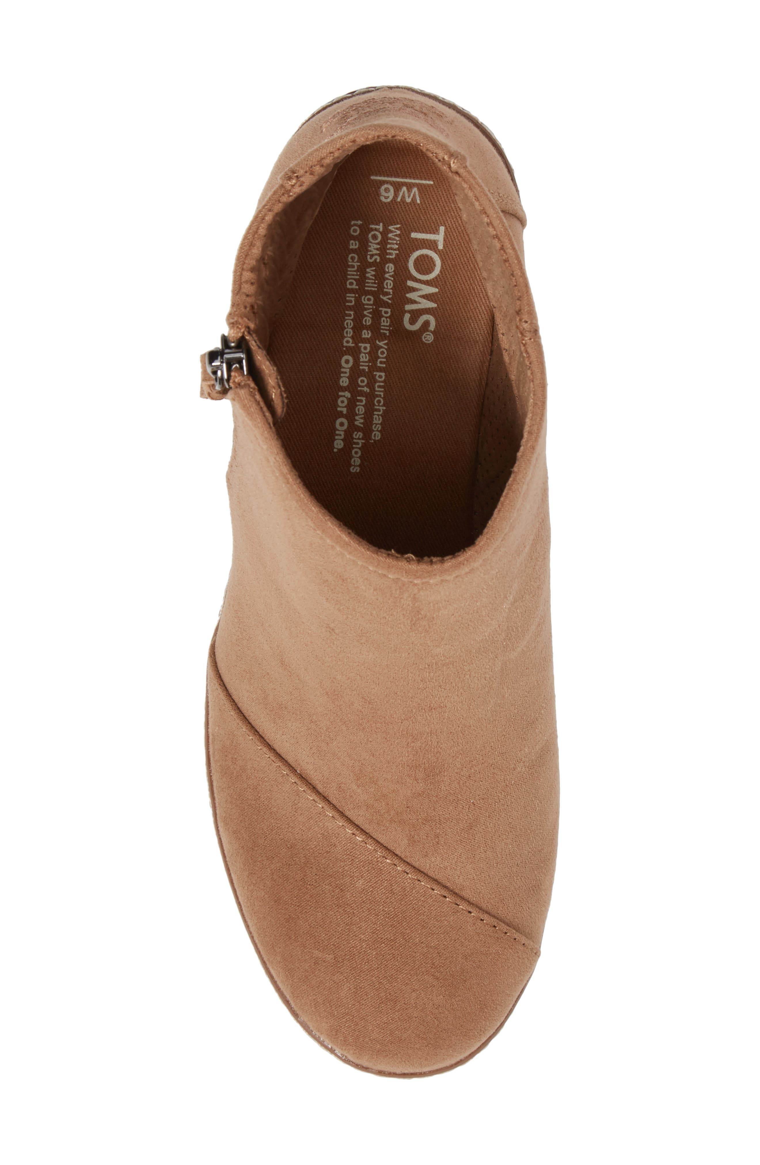 Avery Wedge Bootie,                             Alternate thumbnail 19, color,