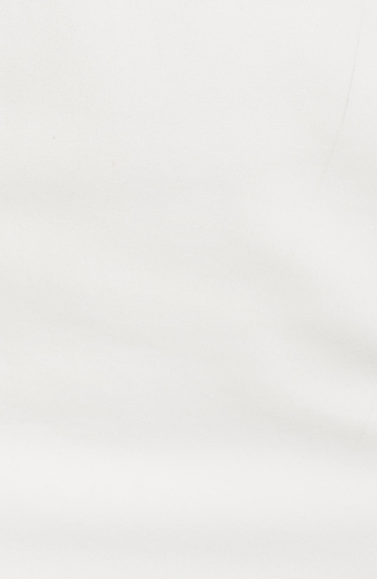 'Estelle' Bar Front Sheath Dress,                             Alternate thumbnail 6, color,                             100