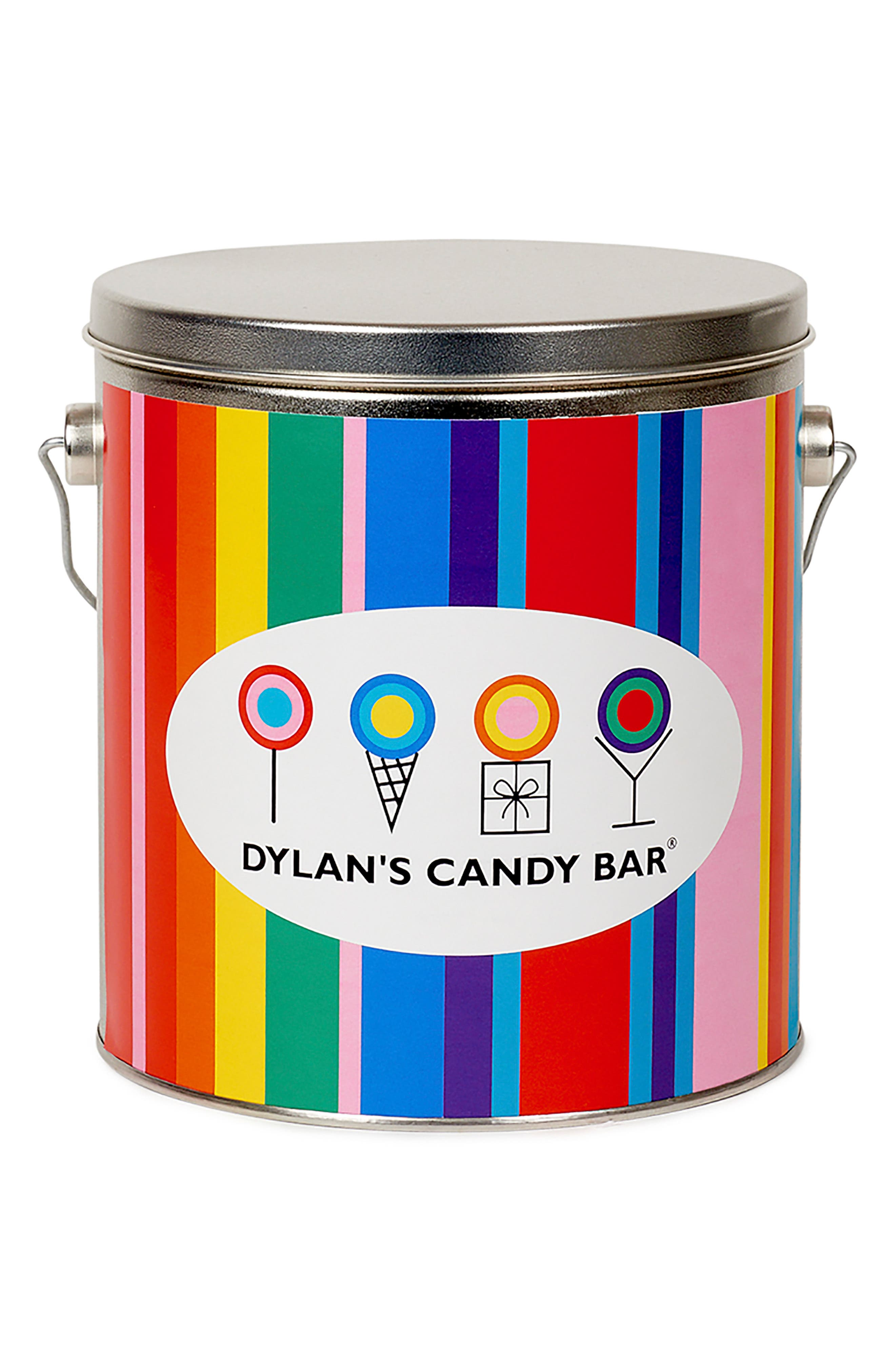 Mini Party In A Bucket Candy Assortment,                             Alternate thumbnail 3, color,                             BLUE MULTI
