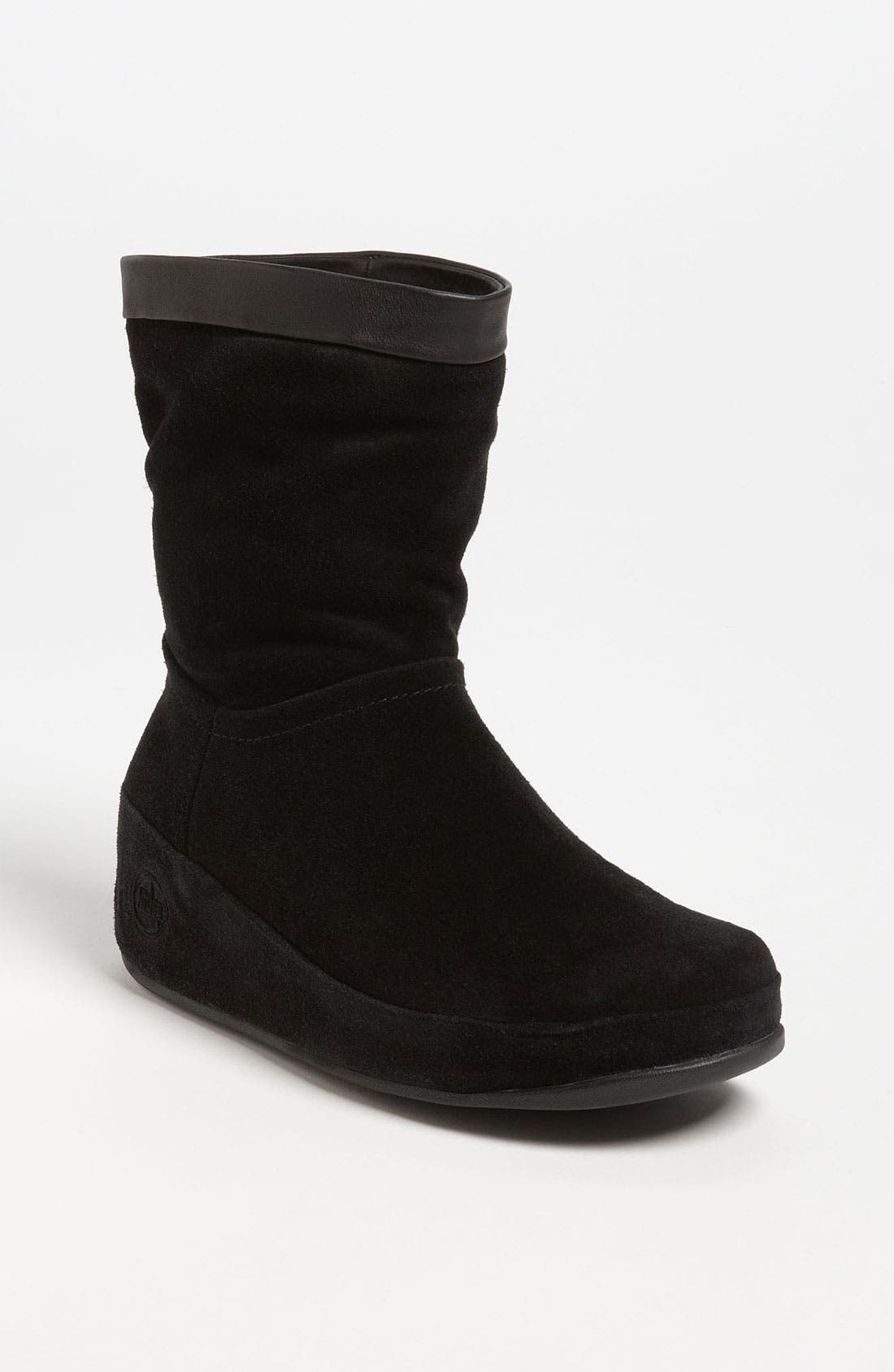 FITFLOP,                             'Crush<sup>™</sup>' Boot,                             Main thumbnail 1, color,                             001