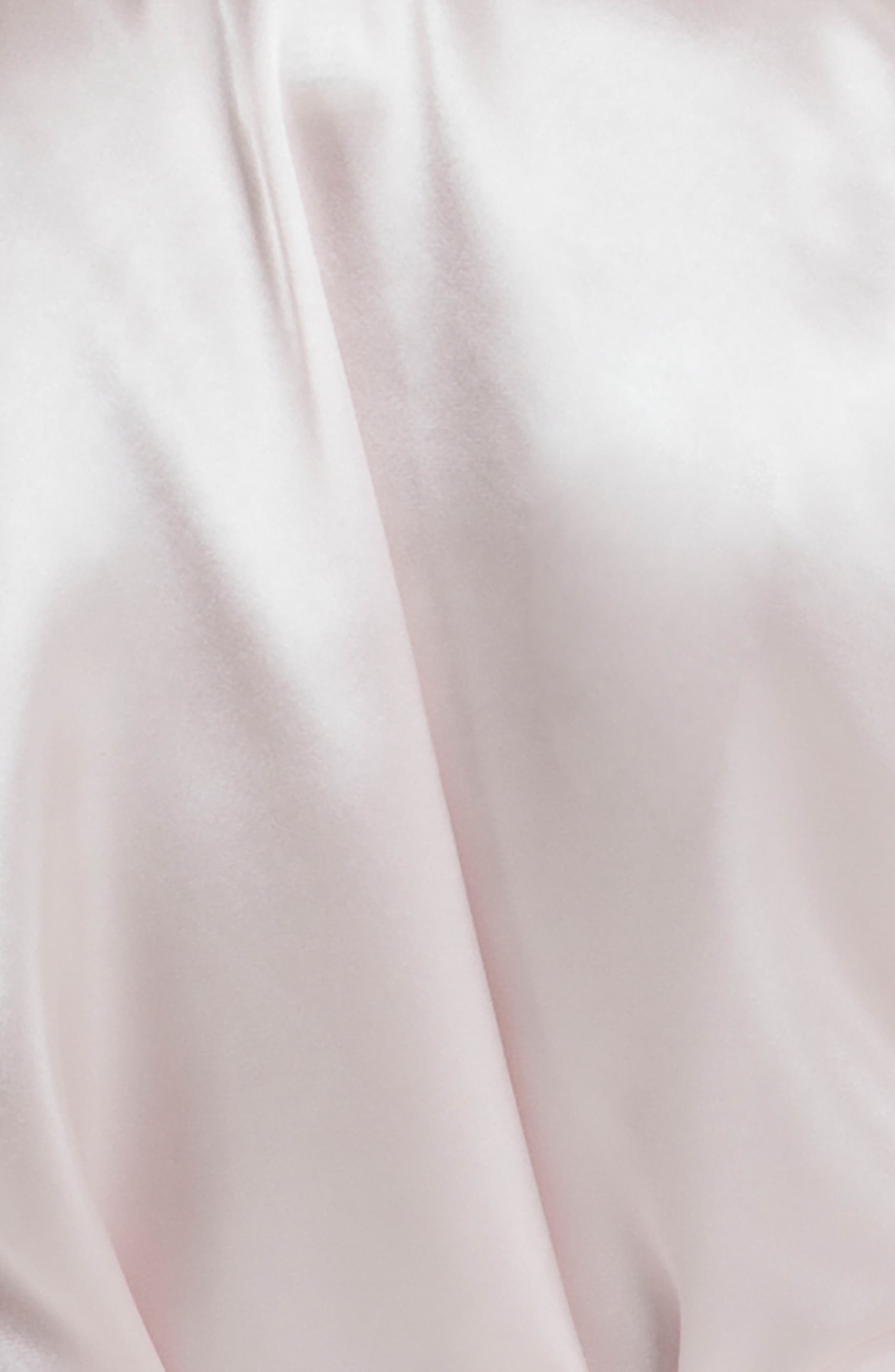 IN BLOOM BY JONQUIL,                             Satin Robe,                             Alternate thumbnail 4, color,                             950