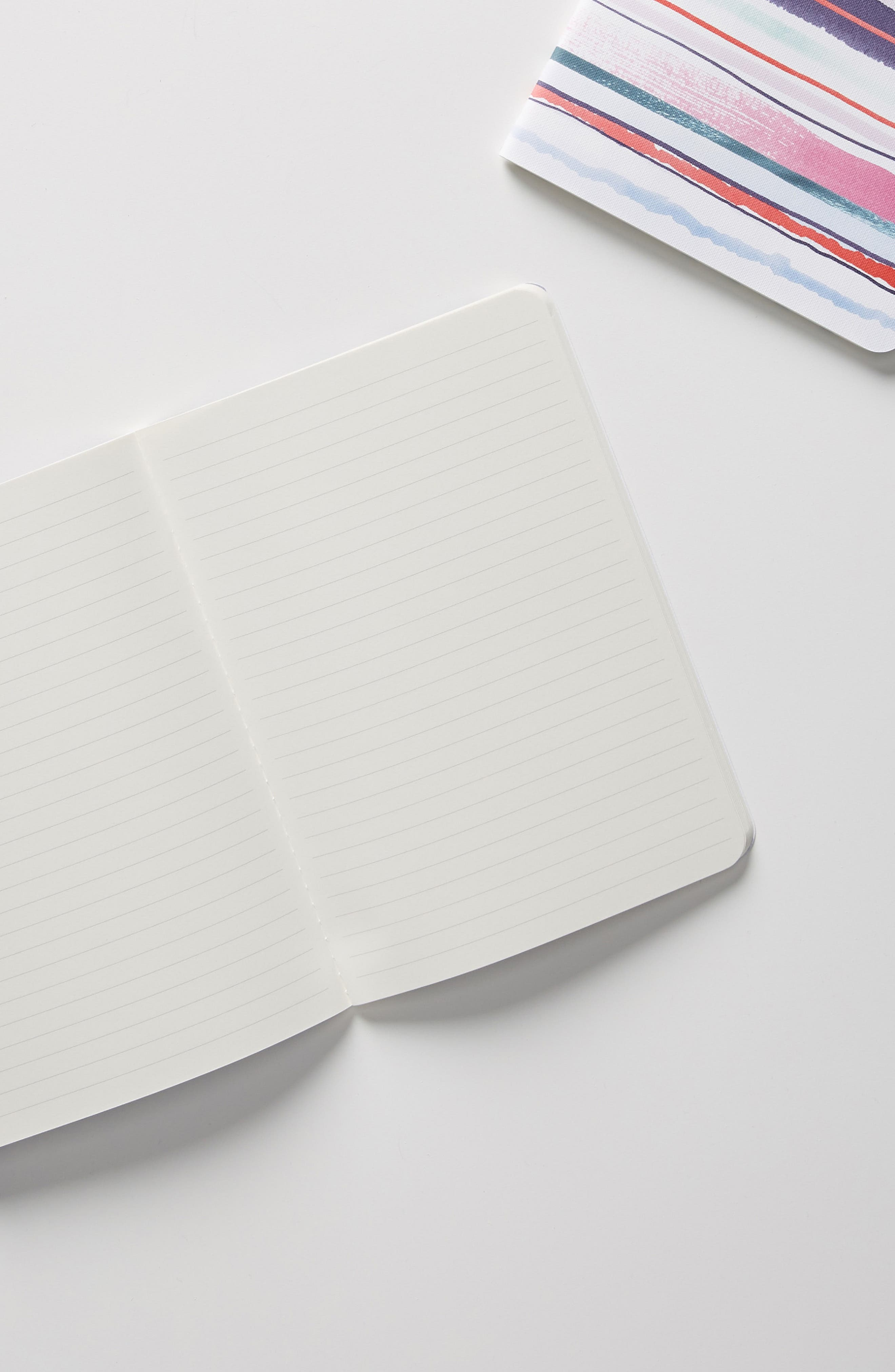 Pippa Set of 3 Journals,                             Alternate thumbnail 2, color,                             MULTI