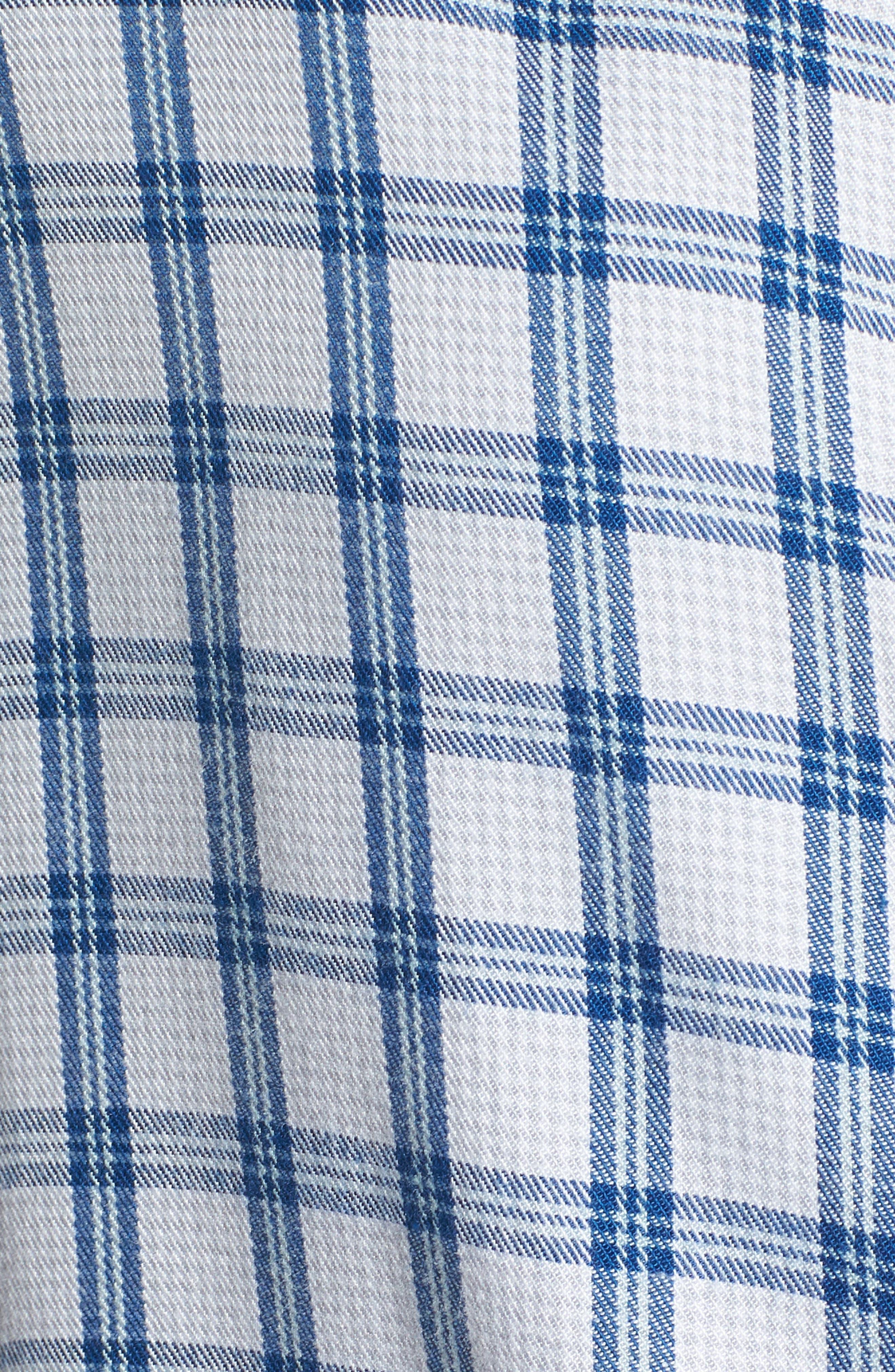 Plaid Boyfriend Shirt,                             Alternate thumbnail 24, color,