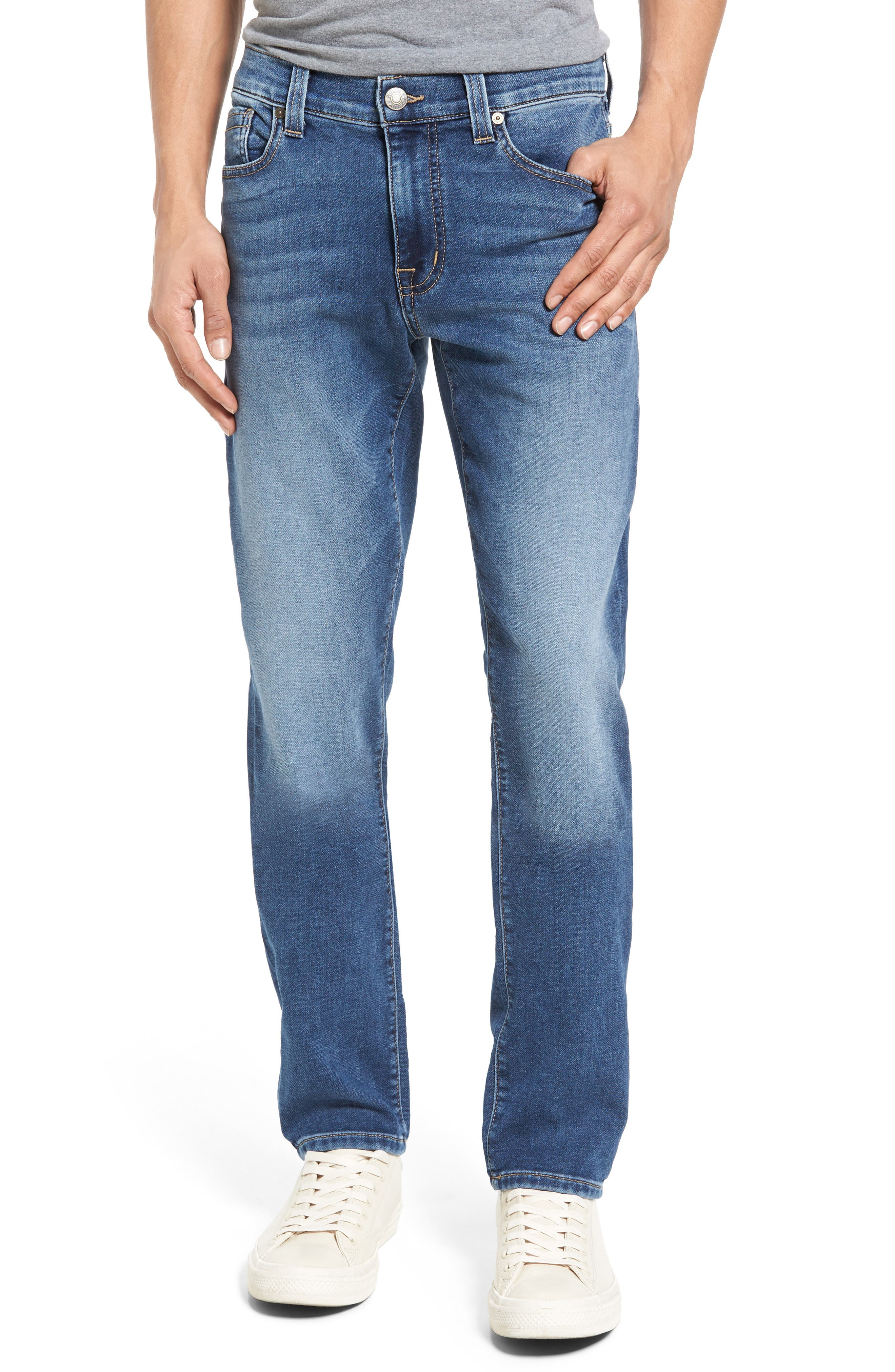 Fideliety Denim Torino Slim Fit Jeans,                             Main thumbnail 1, color,                             424
