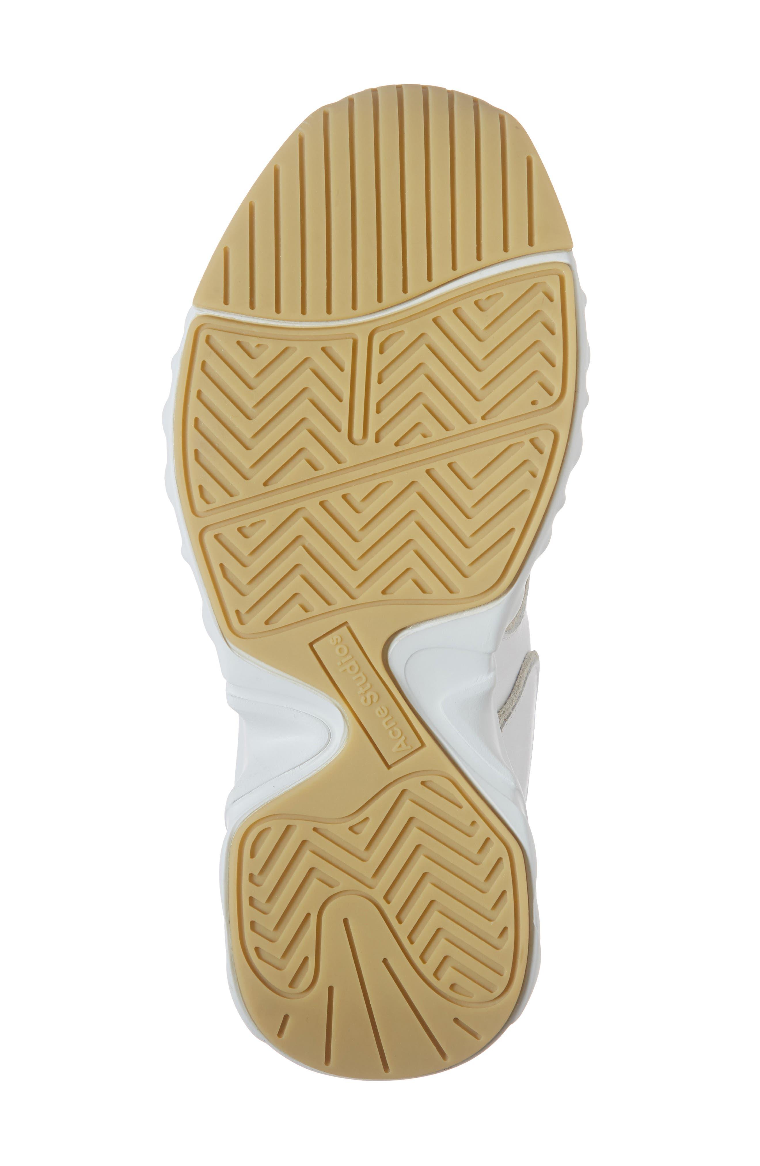 Manhattan Sneaker,                             Alternate thumbnail 6, color,                             WHITE/WHITE