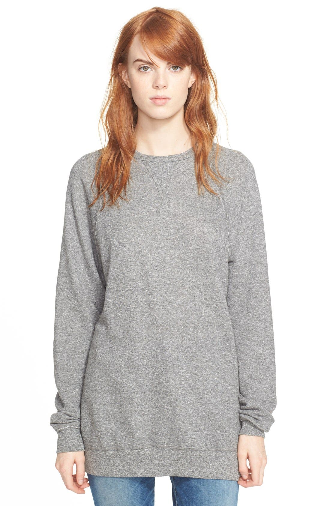 'The Oversized' Sweatshirt,                             Main thumbnail 1, color,                             059