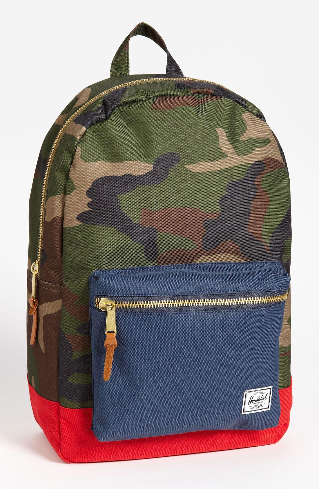 'Settlement' Backpack,                             Main thumbnail 1, color,