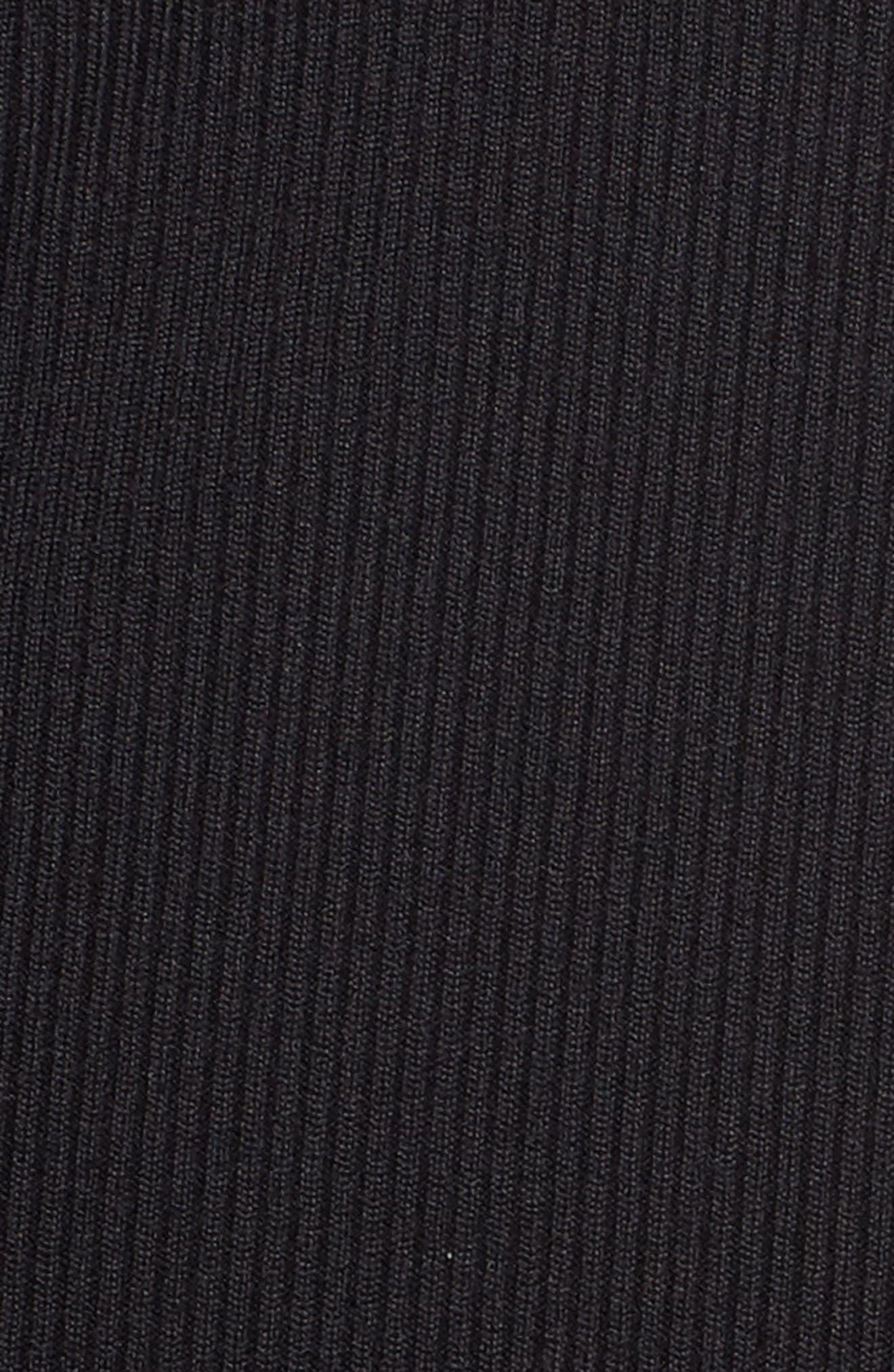 Rebel Jogger Pants,                             Alternate thumbnail 5, color,                             BLACK