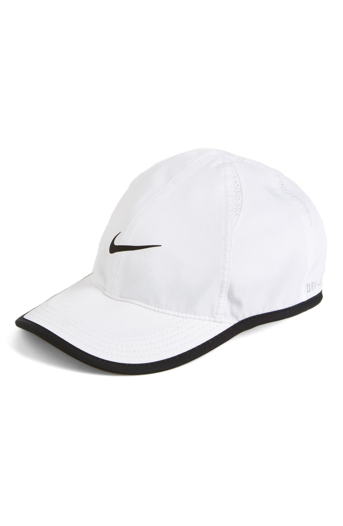 30b18b78 ... real nike feather light dri fit cap nordstrom e2a95 ca4f2