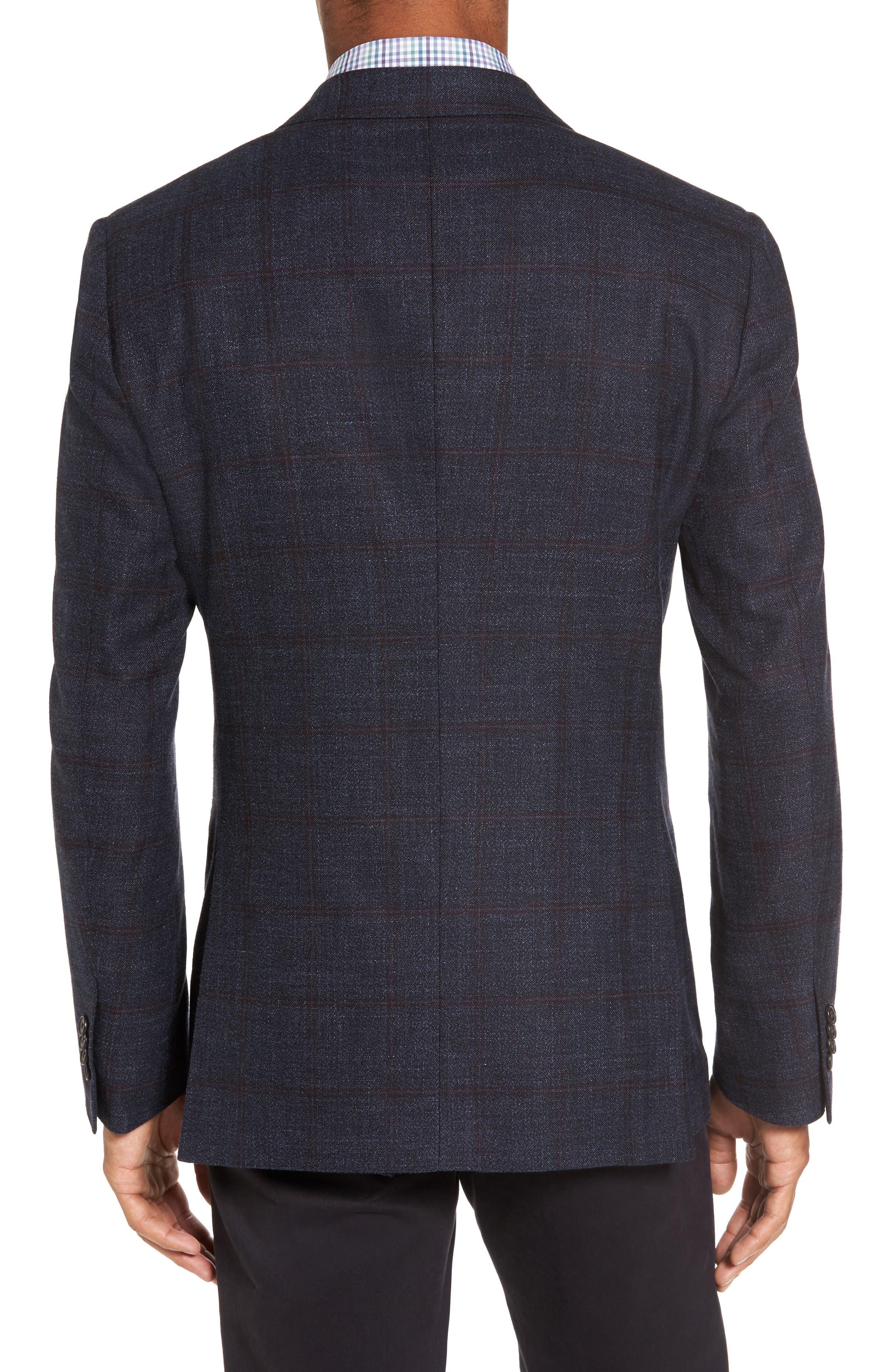 Glenside Wool Blend Sport Coat,                             Alternate thumbnail 2, color,                             411
