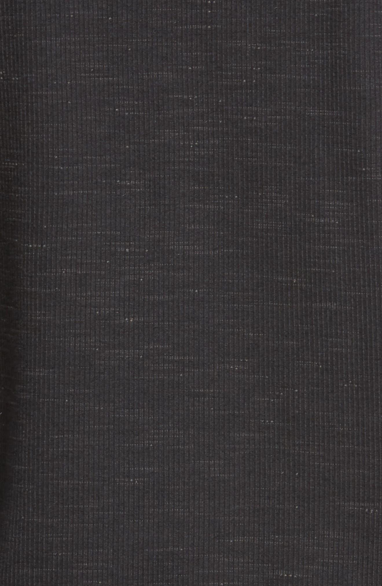 Flipsider Half Zip Reversible Sweatshirt,                             Alternate thumbnail 5, color,                             003