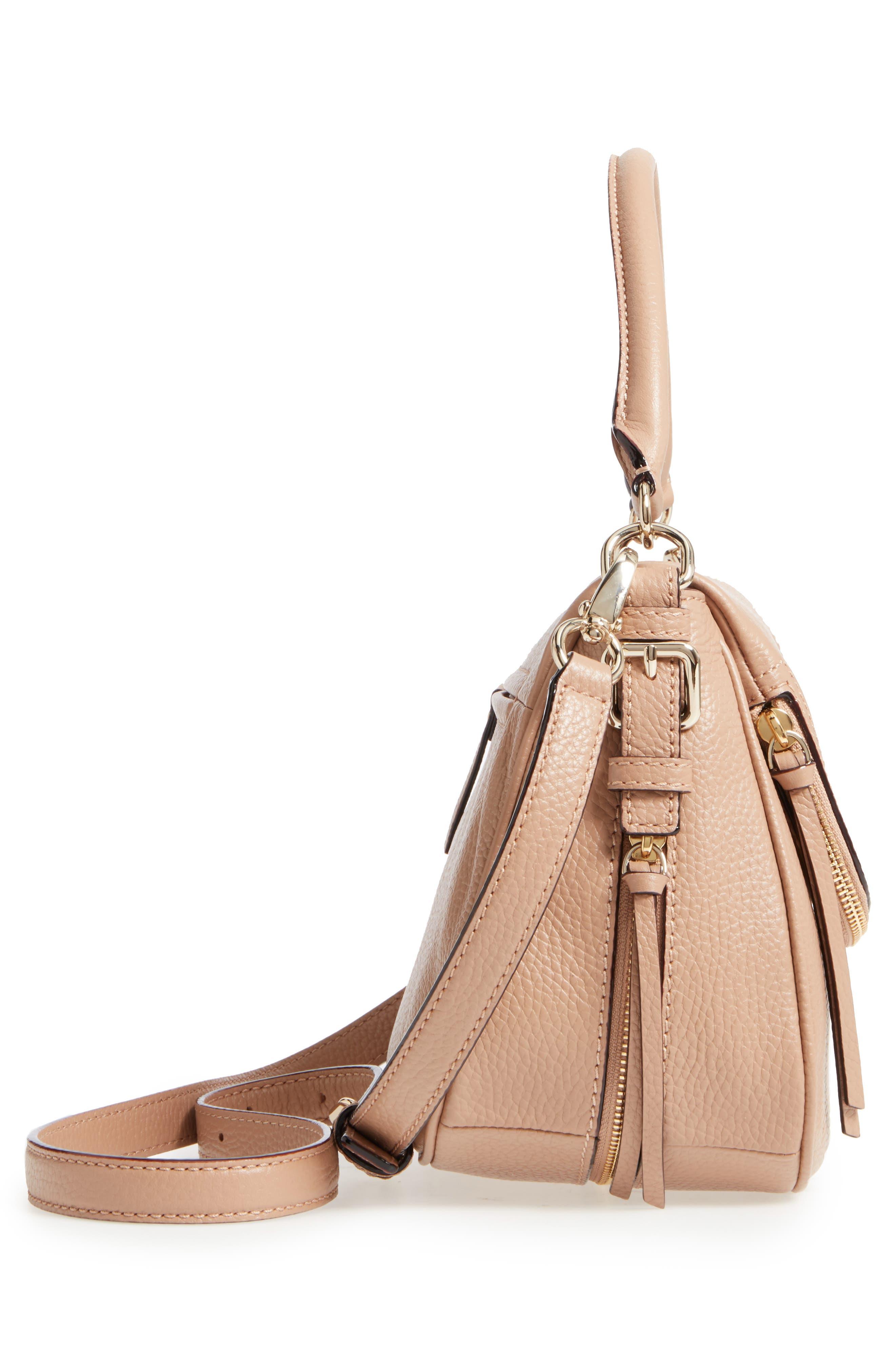 cobble hill - deva leather crossbody bag,                             Alternate thumbnail 32, color,