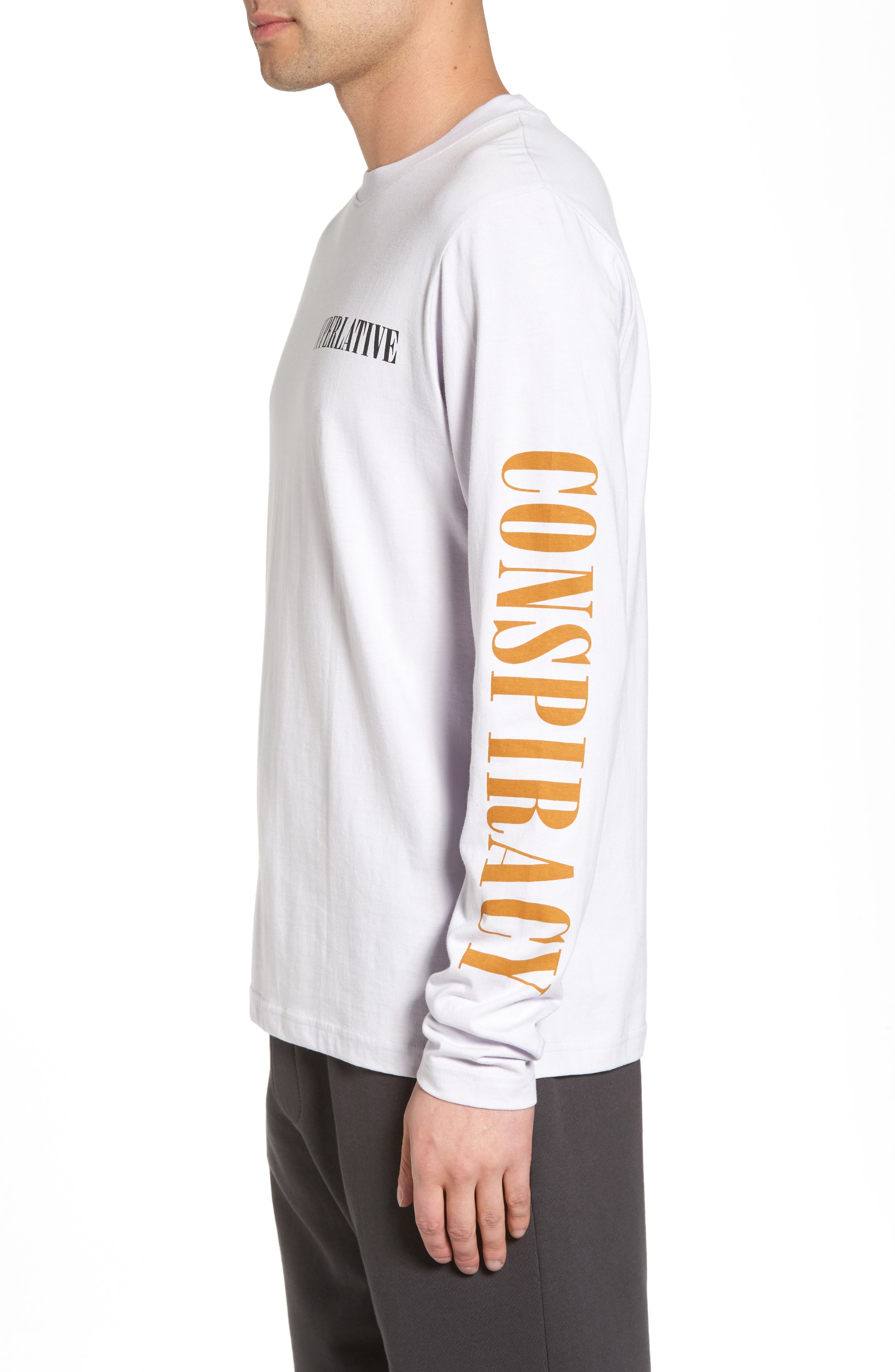 Makai Graphic T-Shirt,                             Alternate thumbnail 3, color,                             LIGHT LILAC