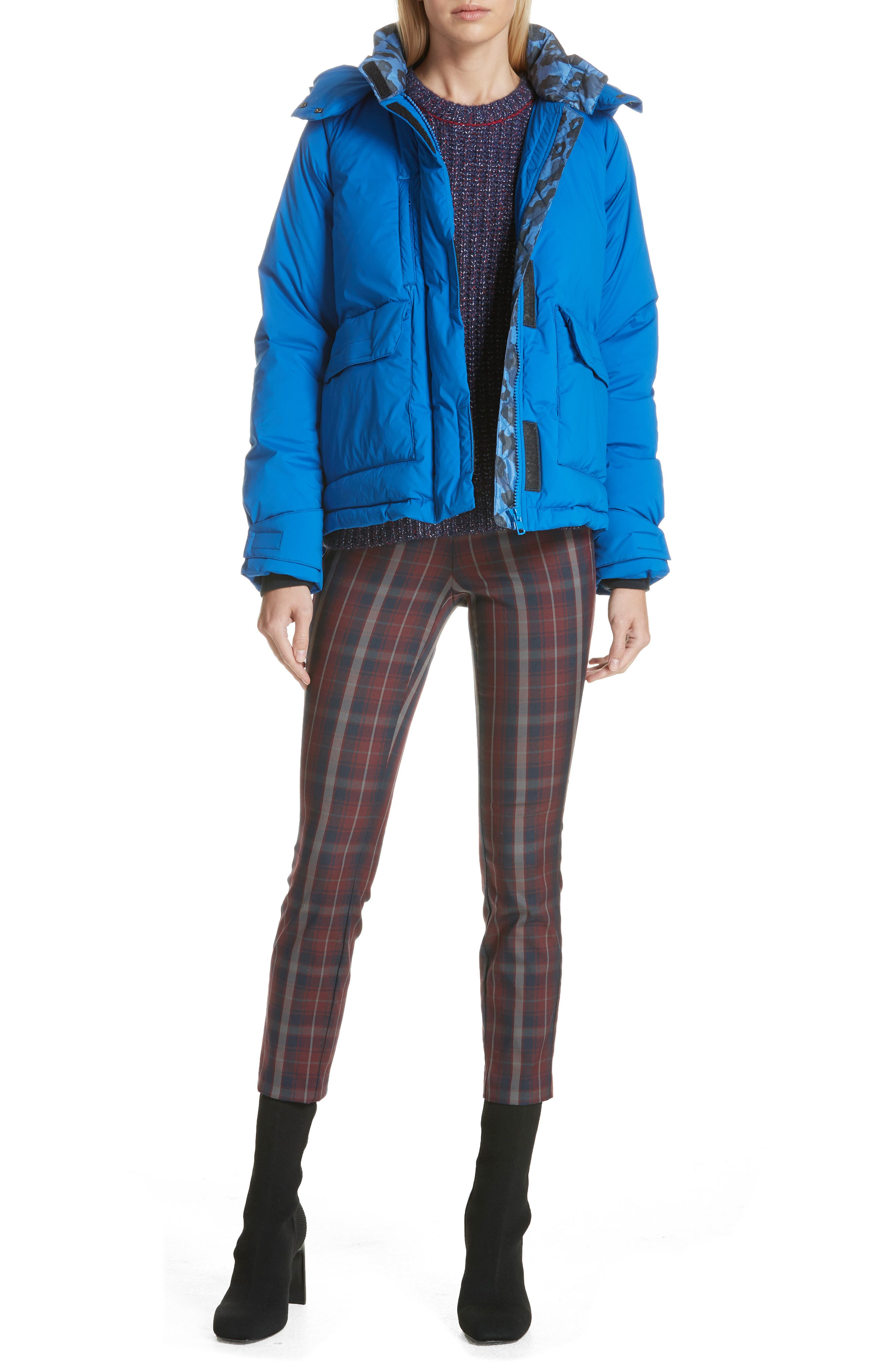 Aiden Puffer Coat,                             Alternate thumbnail 8, color,                             400
