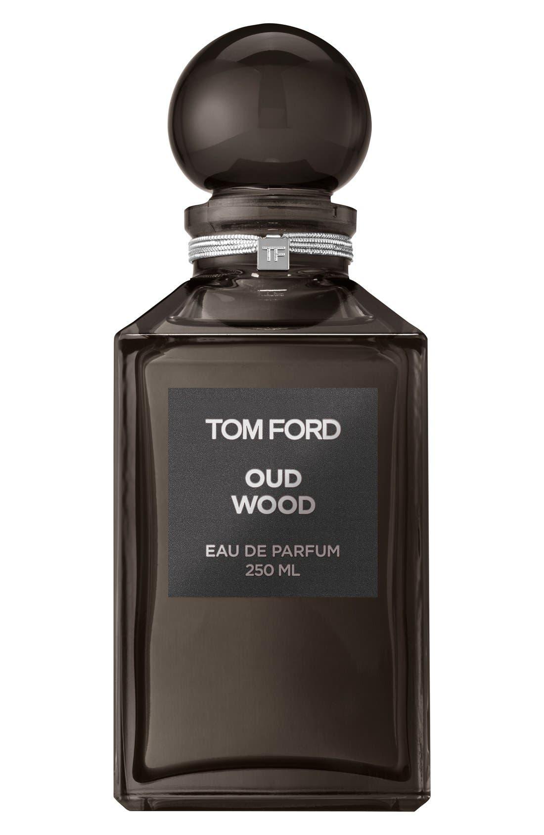 Private Blend Oud Wood Eau de Parfum Decanter,                         Main,                         color, NO COLOR