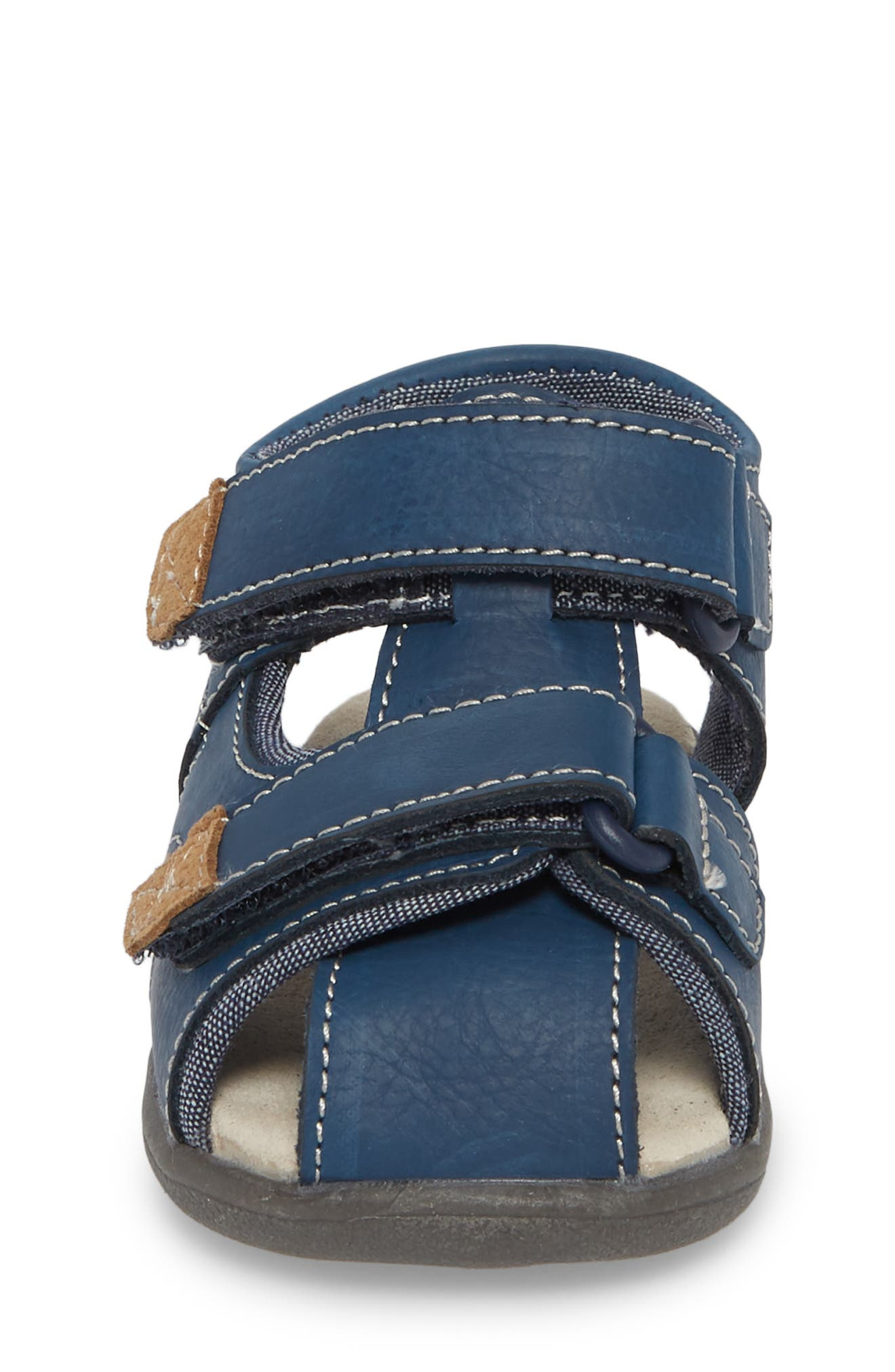 Corey Fisherman Sandal,                             Alternate thumbnail 4, color,                             400
