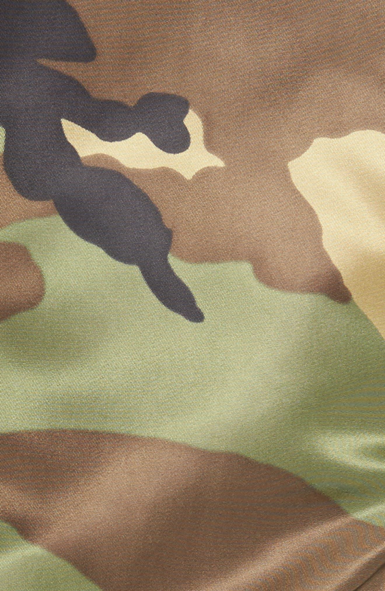 'MA-1' Slim Fit Bomber Jacket,                             Alternate thumbnail 63, color,