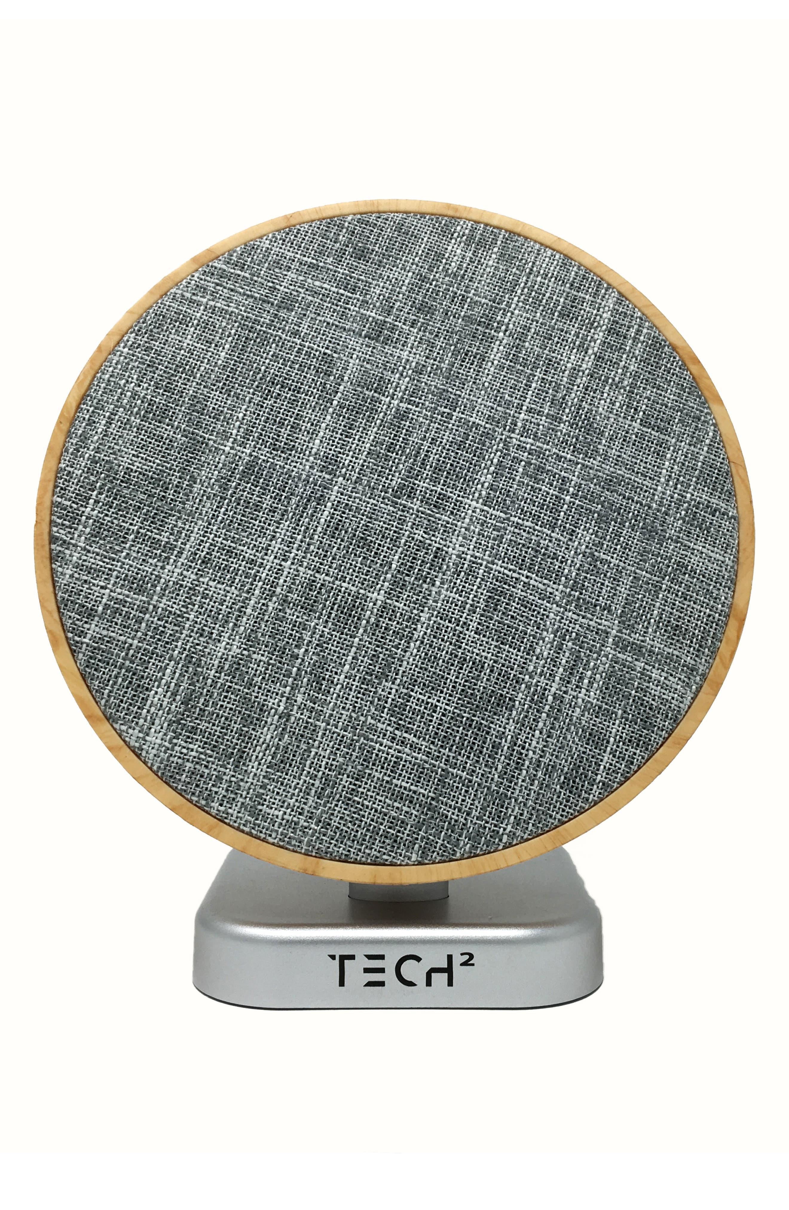 Dapper Bluetooth<sup>®</sup> Speaker,                             Main thumbnail 1, color,                             LIGHT GREY