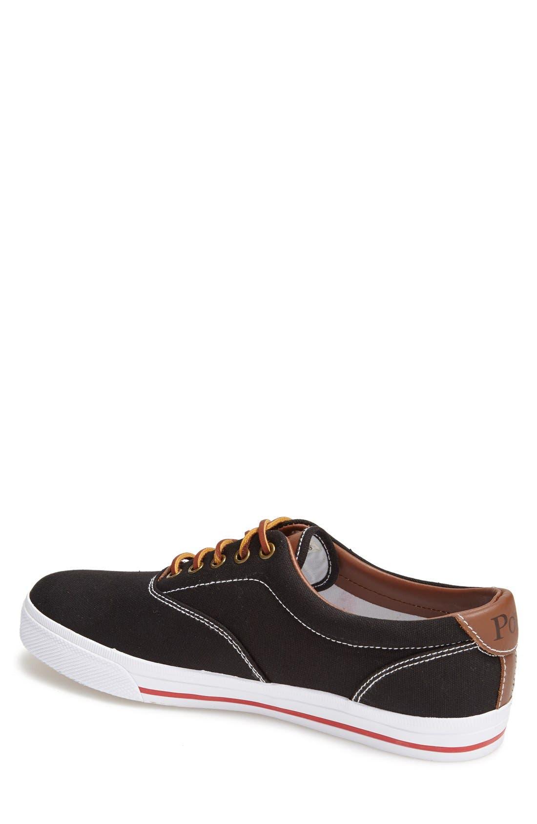 'Vaughn' Sneaker,                             Alternate thumbnail 2, color,                             001