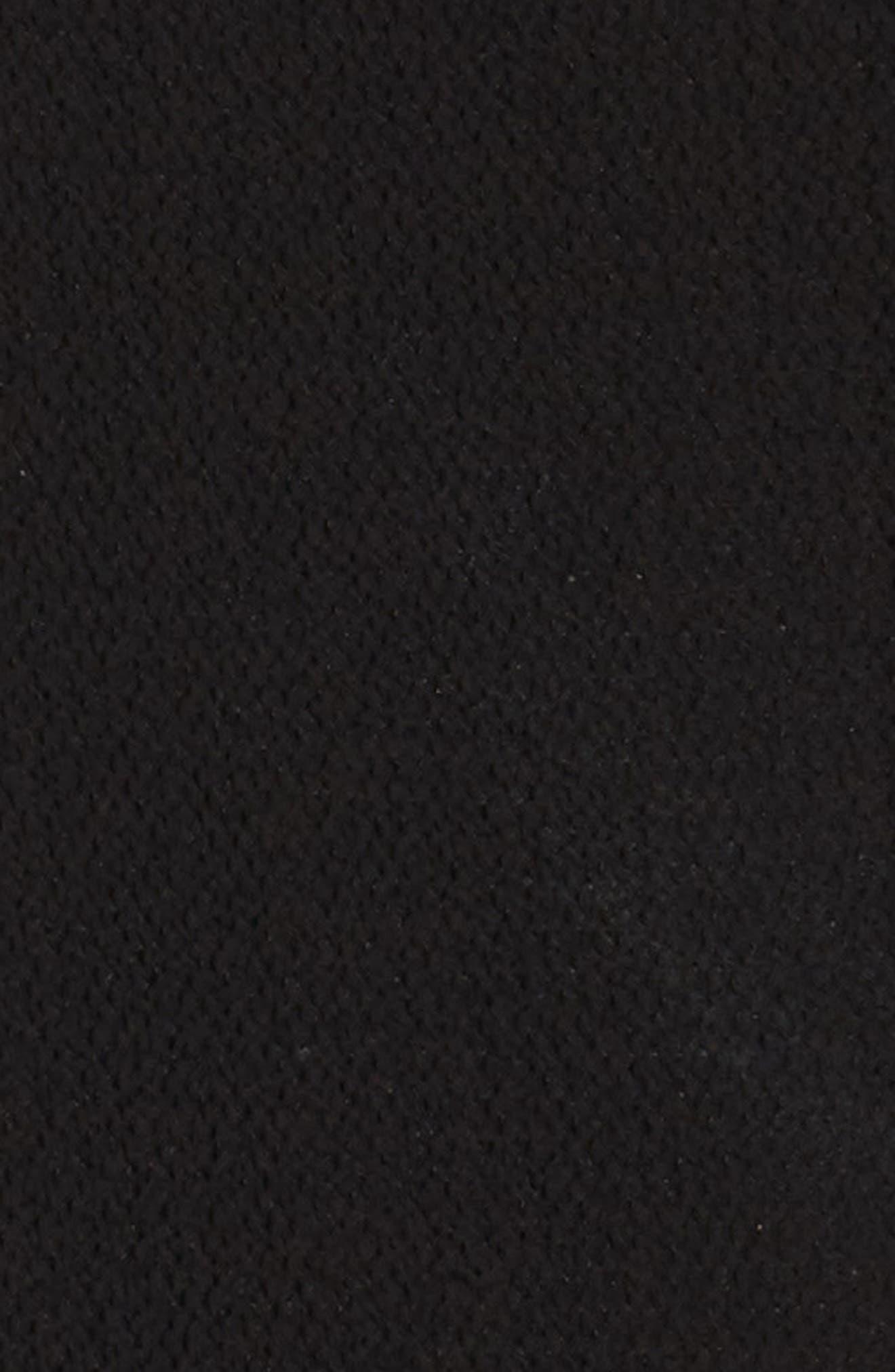Belted Cami Jumpsuit,                             Alternate thumbnail 6, color,                             BLACK