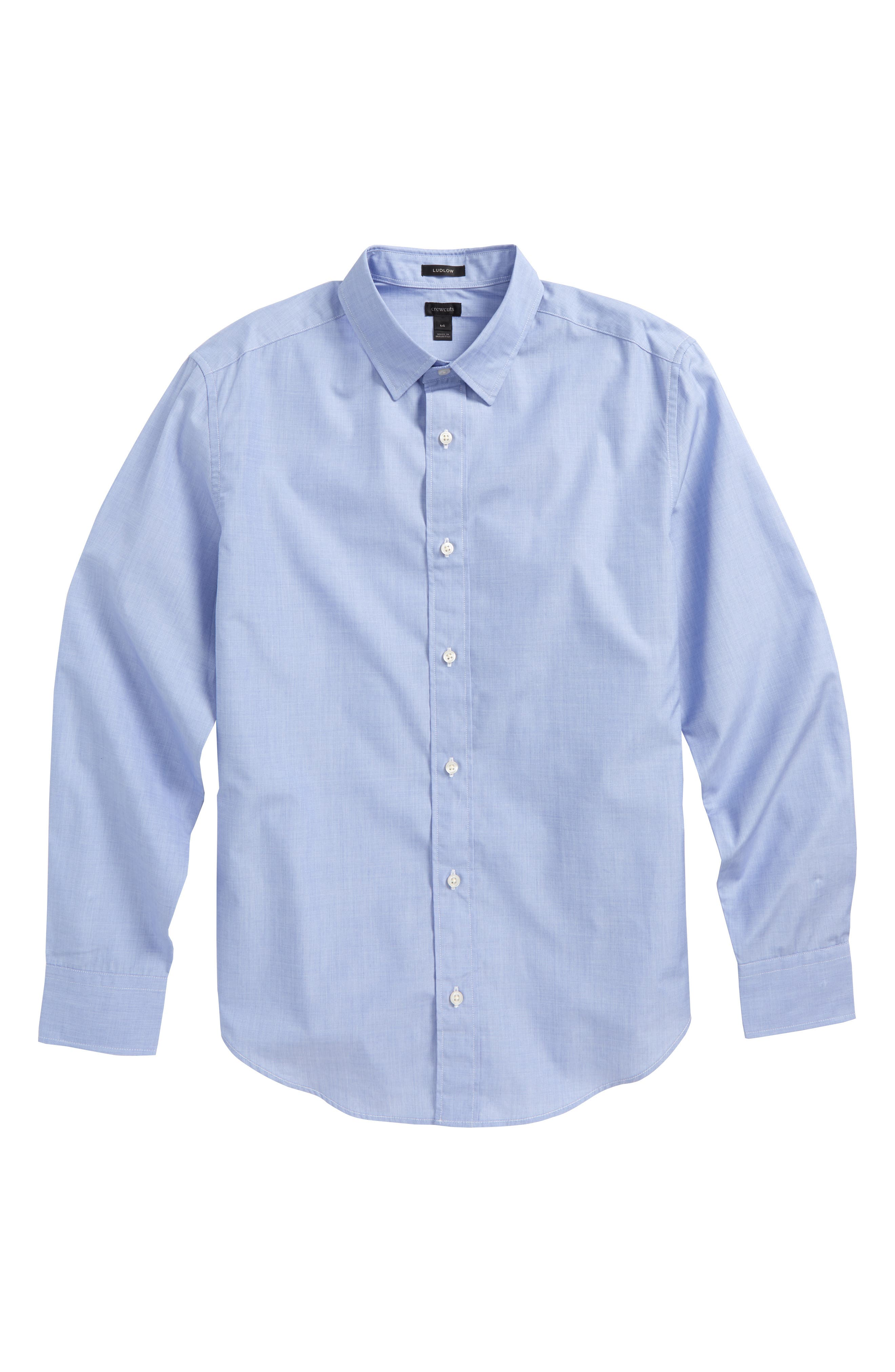 Ludlow Dress Shirt,                             Main thumbnail 1, color,                             400