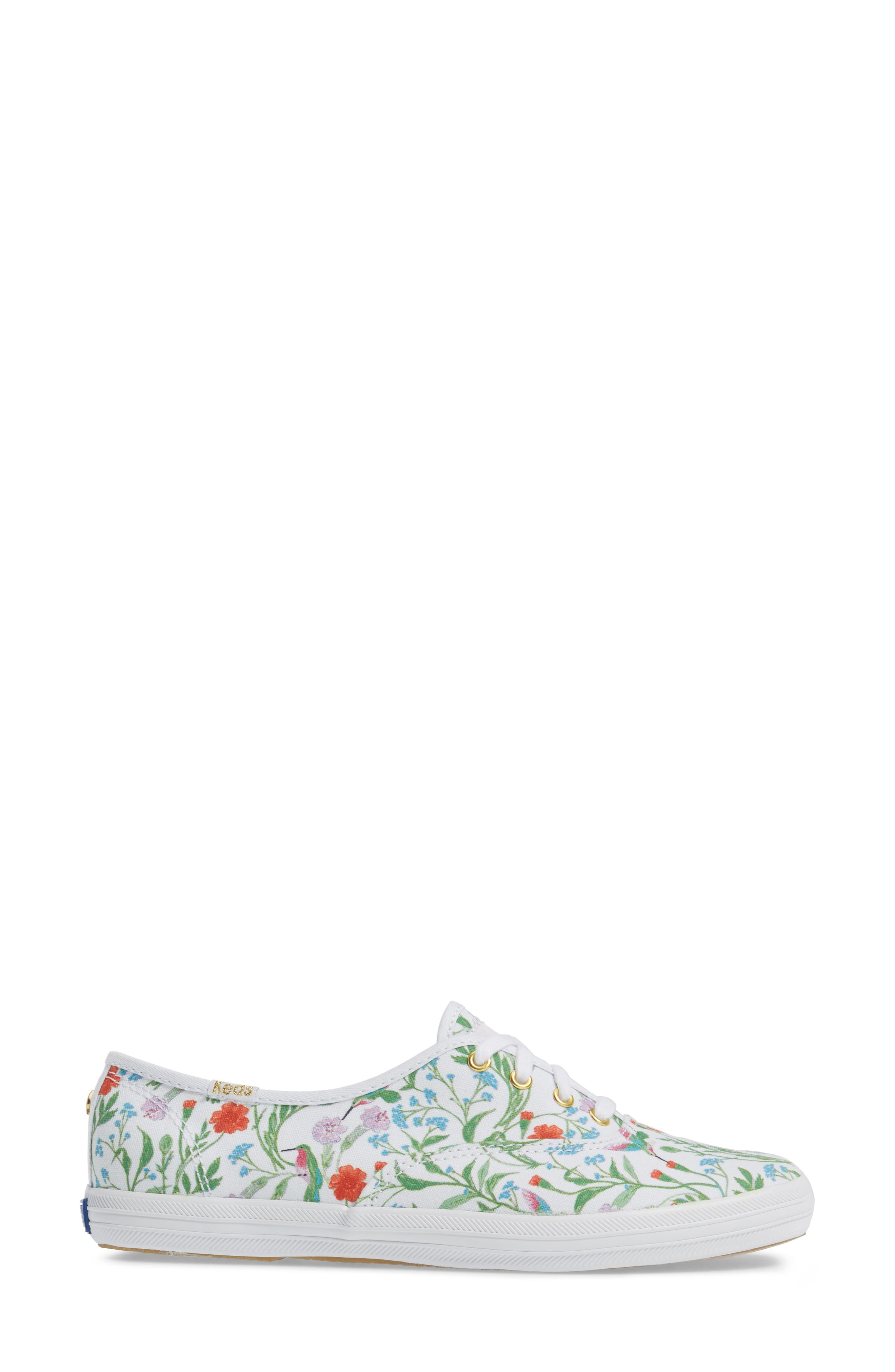 Keds<sup>®</sup> x kate spade new york champion sneaker,                             Alternate thumbnail 11, color,