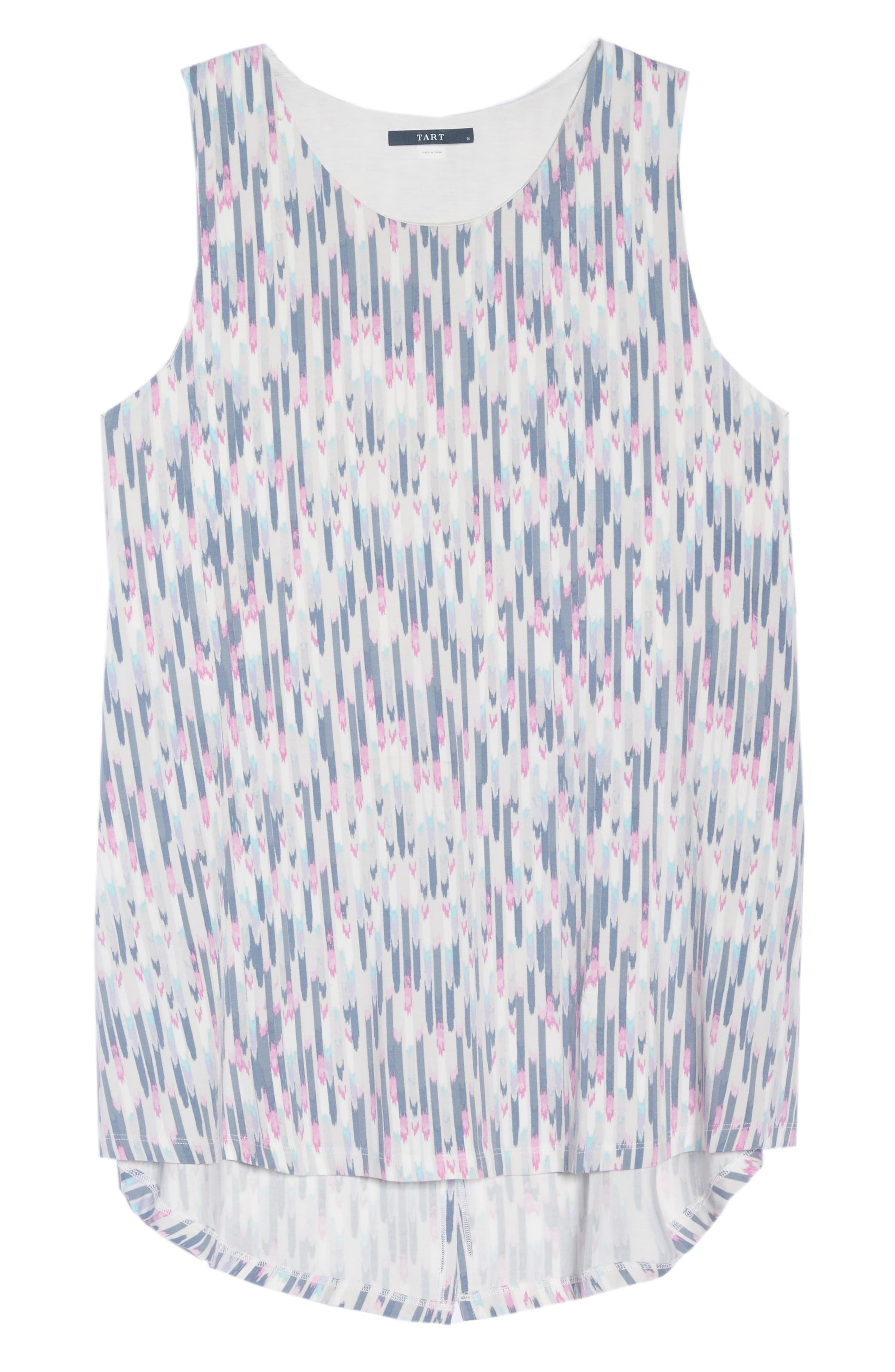Wes Sleeveless Top,                             Alternate thumbnail 6, color,                             200