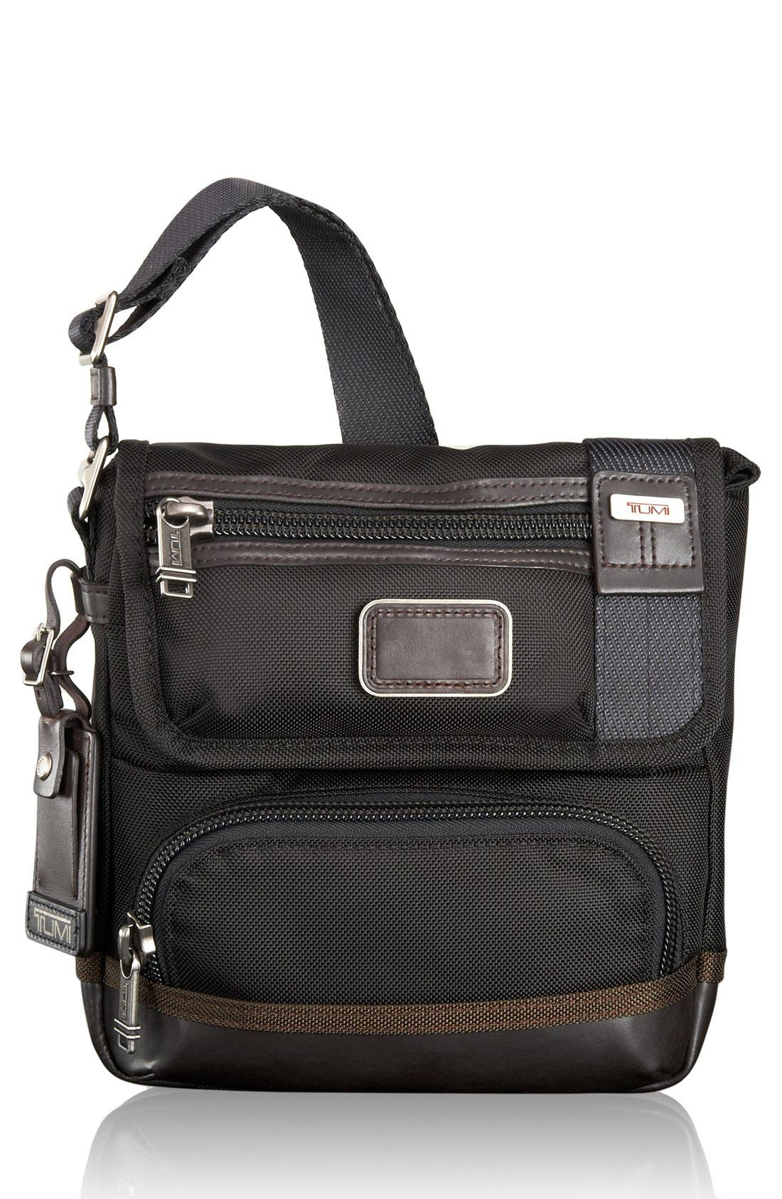 'Alpha Bravo - Barstow' Crossbody Bag,                             Main thumbnail 1, color,                             001