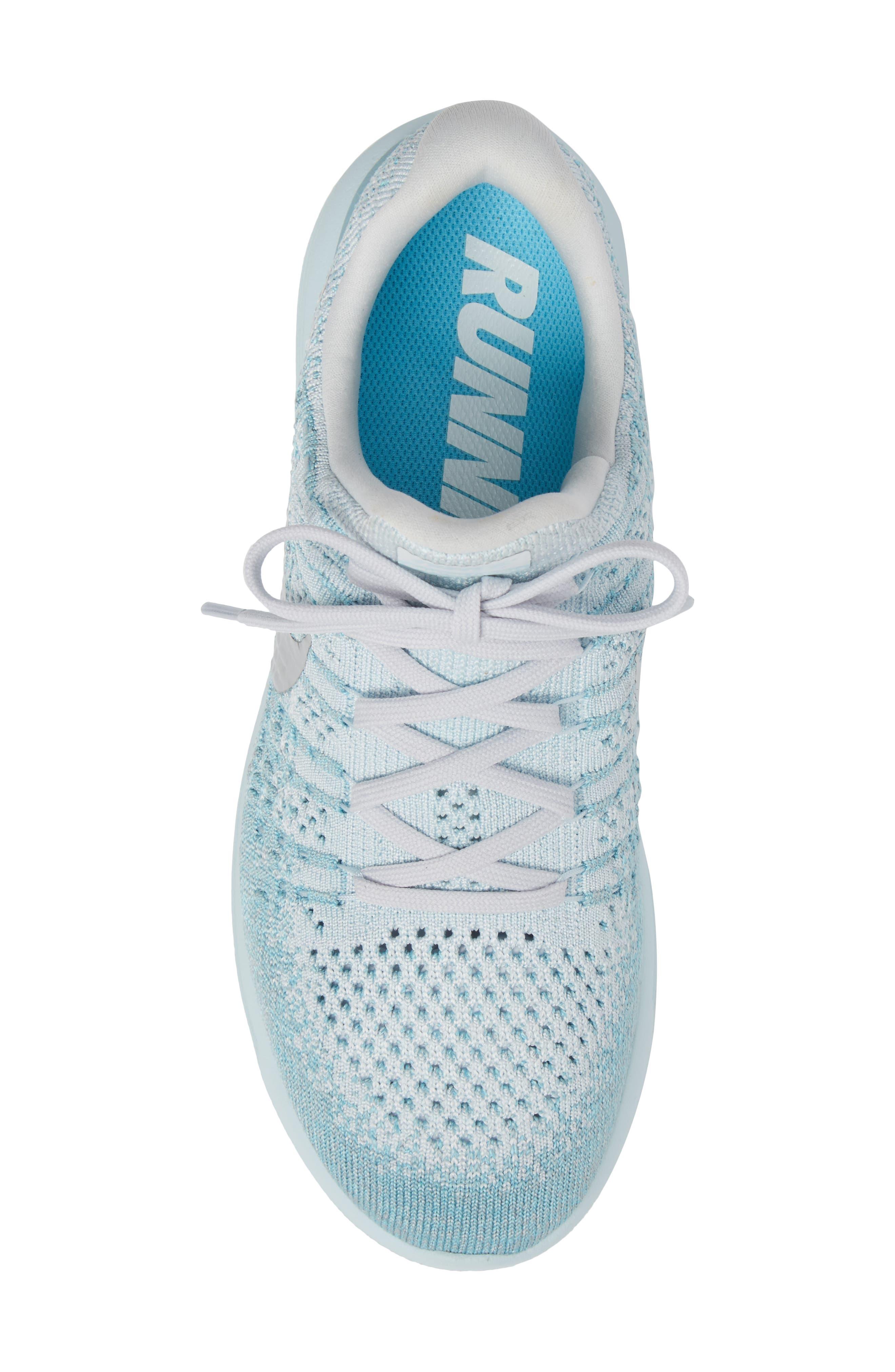 LunarEpic Low Flyknit 2 Running Shoe,                             Alternate thumbnail 78, color,
